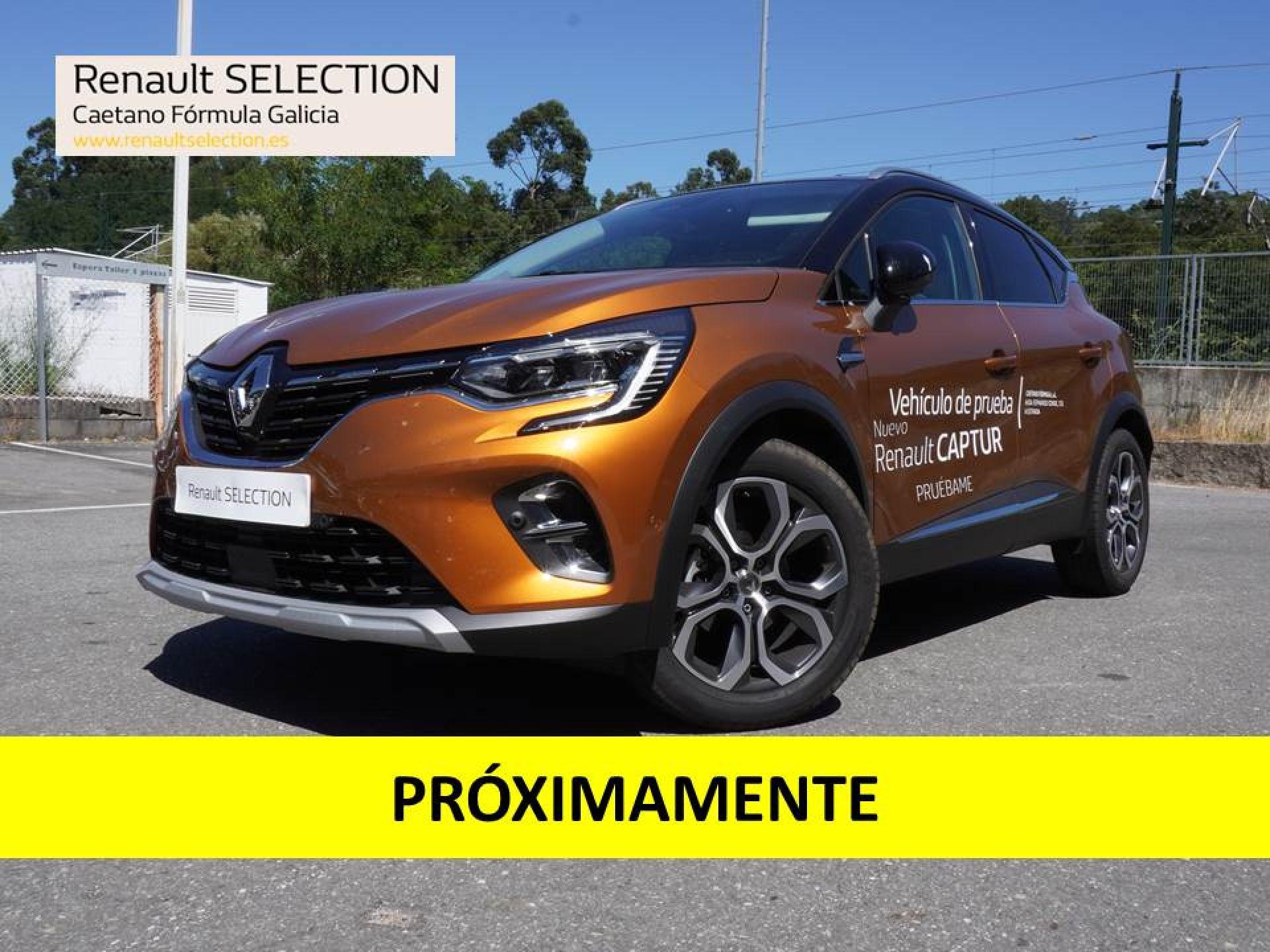 Renault Captur TCe Zen + EDC 96kW segunda mano Pontevedra