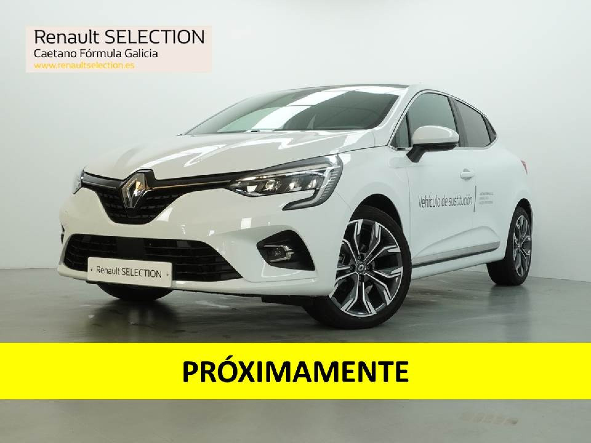 Renault Nuevo Clio Zen Blue dCi 63 kW (85CV) segunda mano Pontevedra