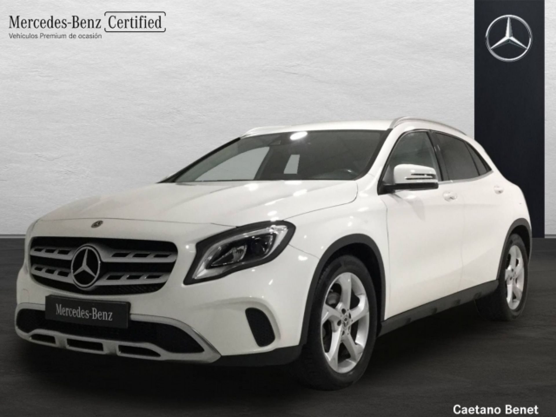 Mercedes Benz Clase GLA 200 d segunda mano Málaga