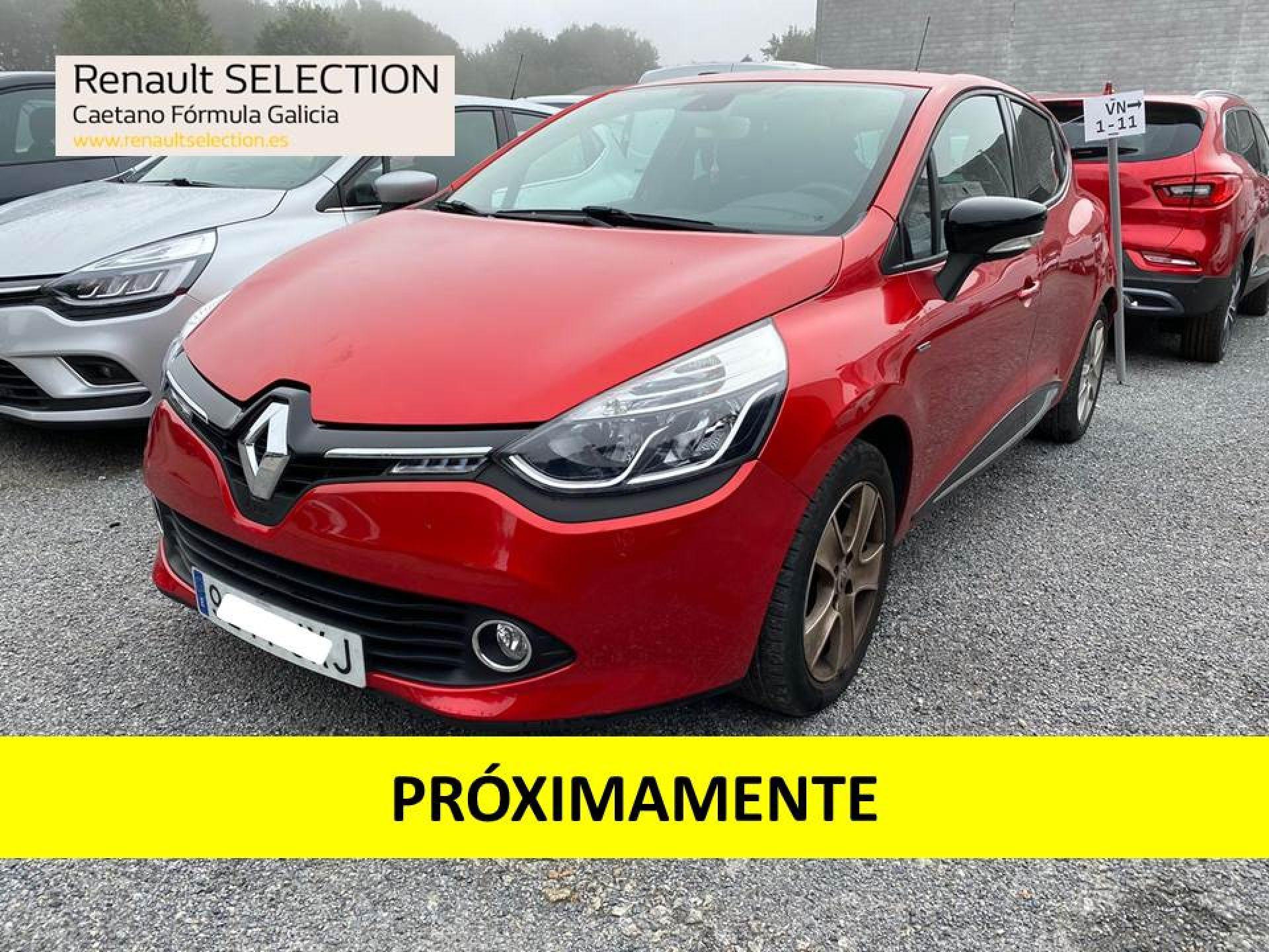Renault Clio 4 Limited Energy TCe 66kW (90CV) segunda mano Lugo