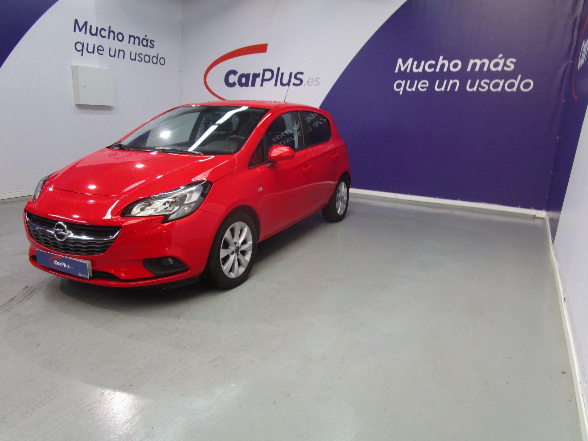 Opel Corsa 1.4 66kW (90CV) Selective GLP segunda mano Madrid