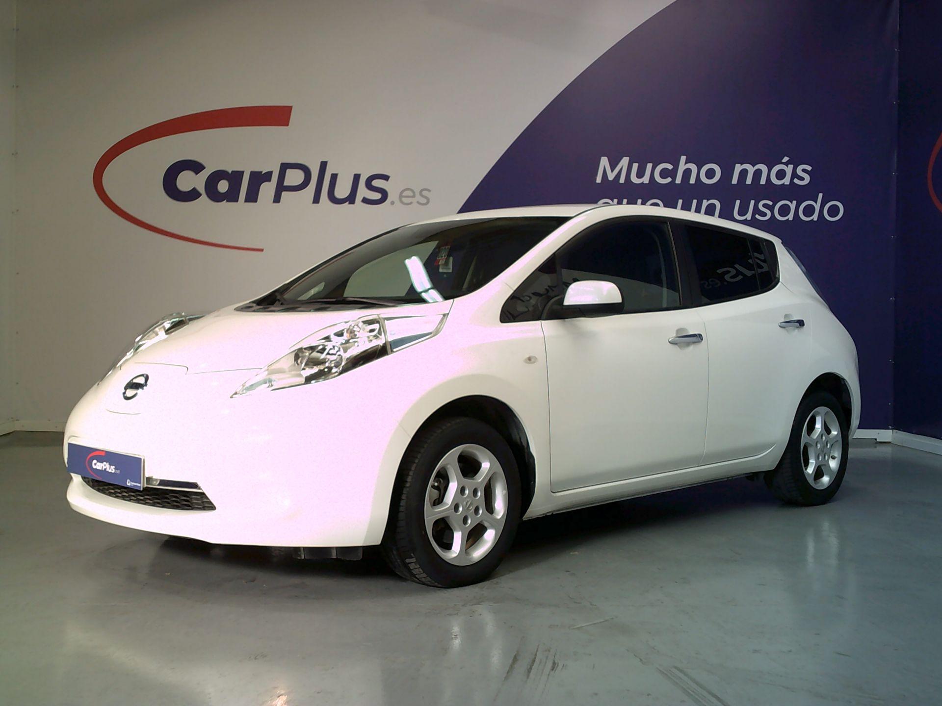 Nissan LEAF 5p 109 CV Acenta segunda mano Madrid