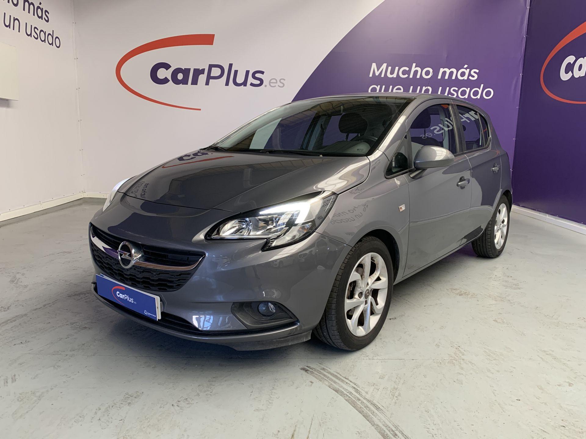 Opel Corsa 1.4 Excellence 90 CV segunda mano Madrid