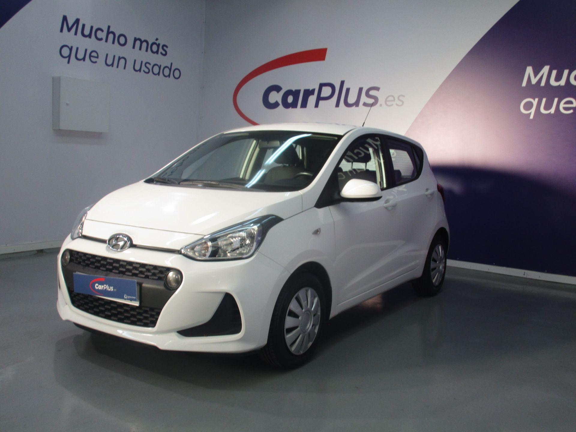 Hyundai i10 1.0 Autogas segunda mano Madrid