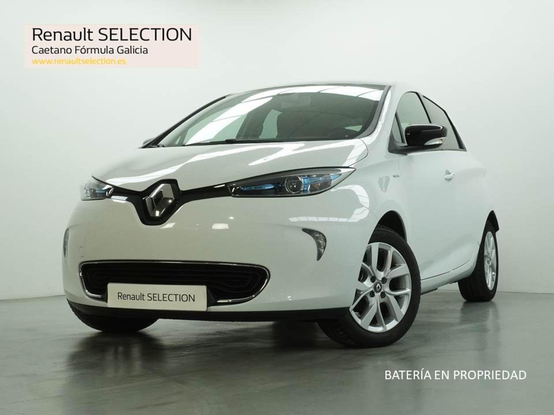 Renault ZOE Limited 40 R110 segunda mano Pontevedra