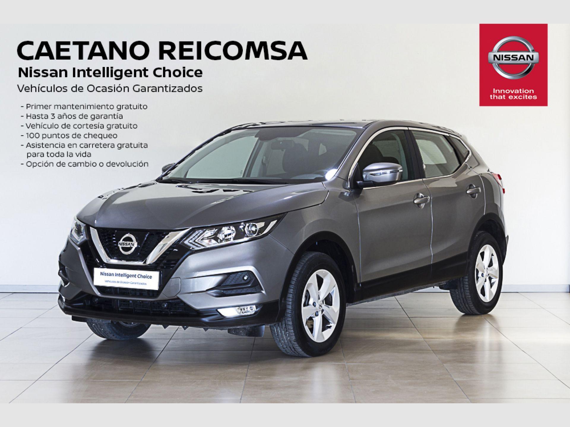 Nissan Qashqai dCi 85 kW (115 CV) E6D ACENTA segunda mano Madrid