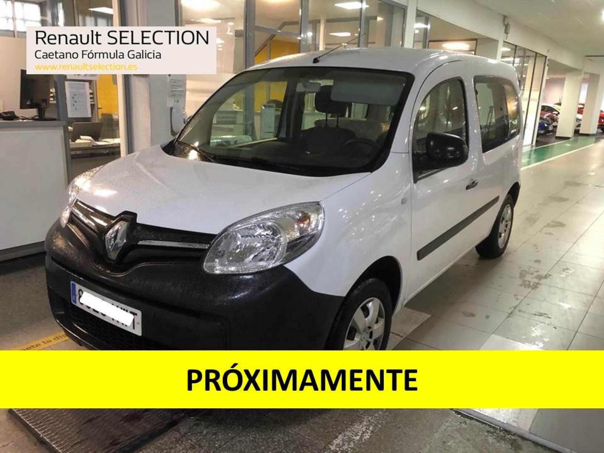 Renault Kangoo Combi 1.5dCi Blue Profesional 70kW segunda mano Pontevedra