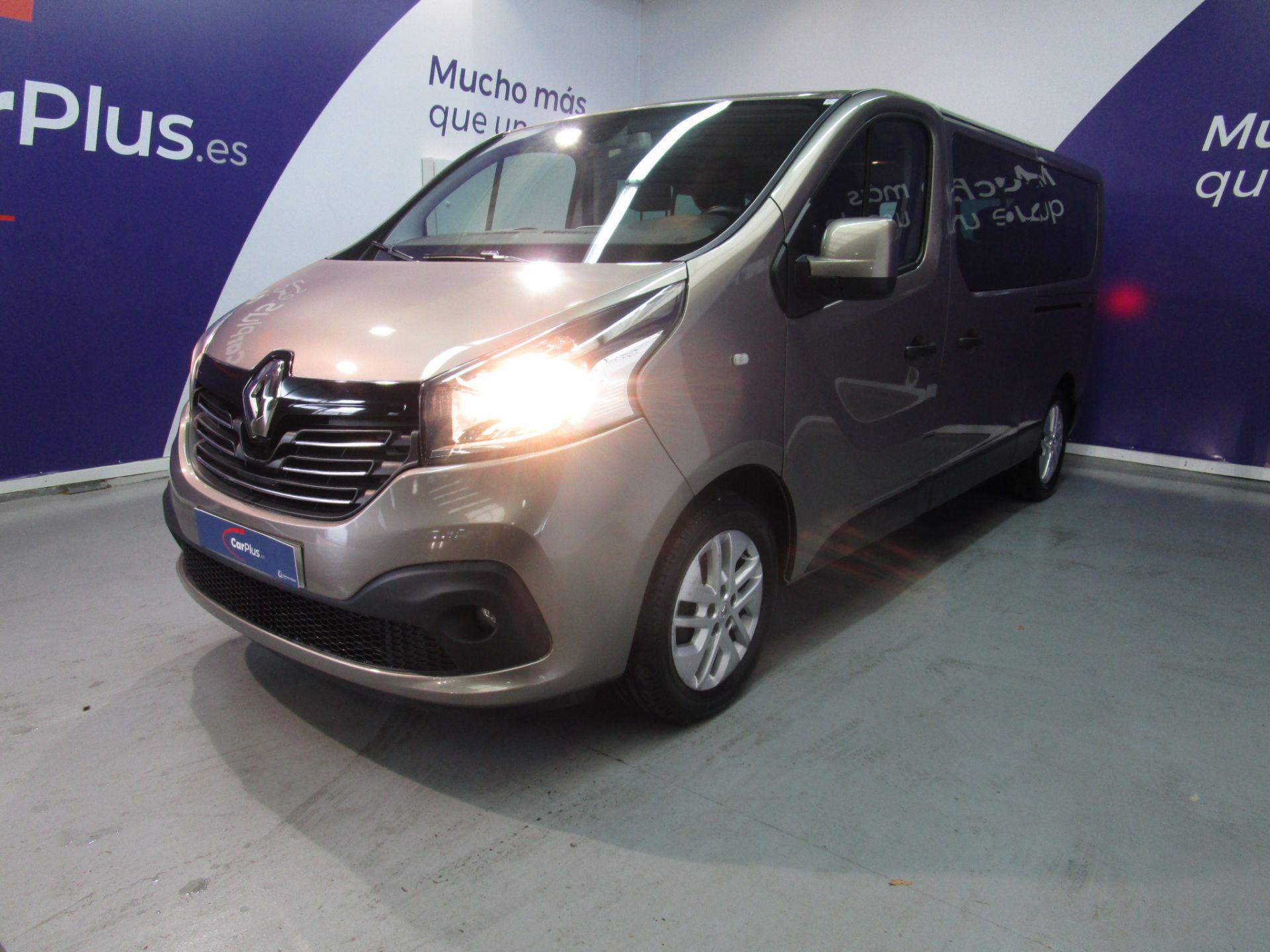 Renault Trafic Passenger Combi 9 Energy dCi 125 TT E6 segunda mano Madrid