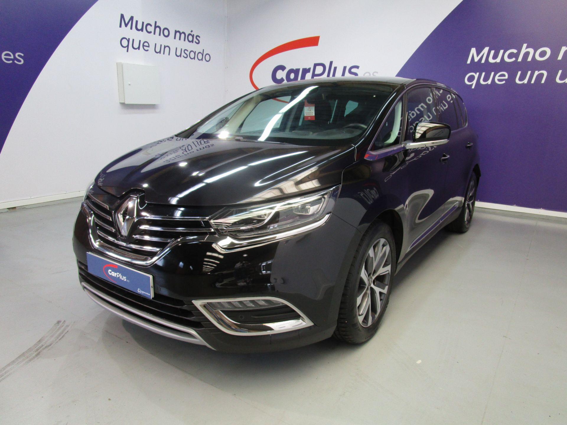 Renault Espace Zen Energy dCi 118kW (160CV) TT EDC segunda mano Madrid