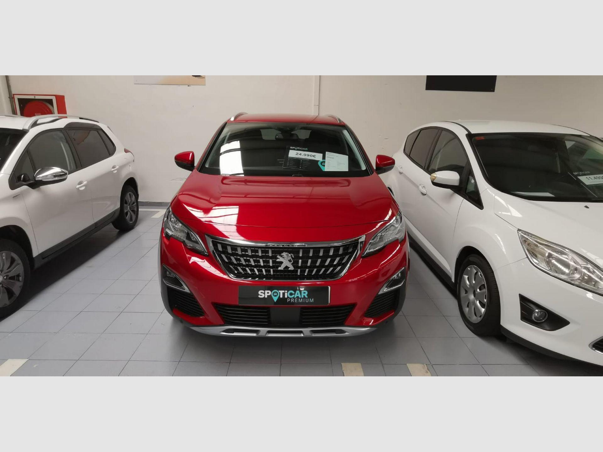 Peugeot 3008 1.5 BlueHDi 96kW (130CV) S&S Allure segunda mano Cádiz