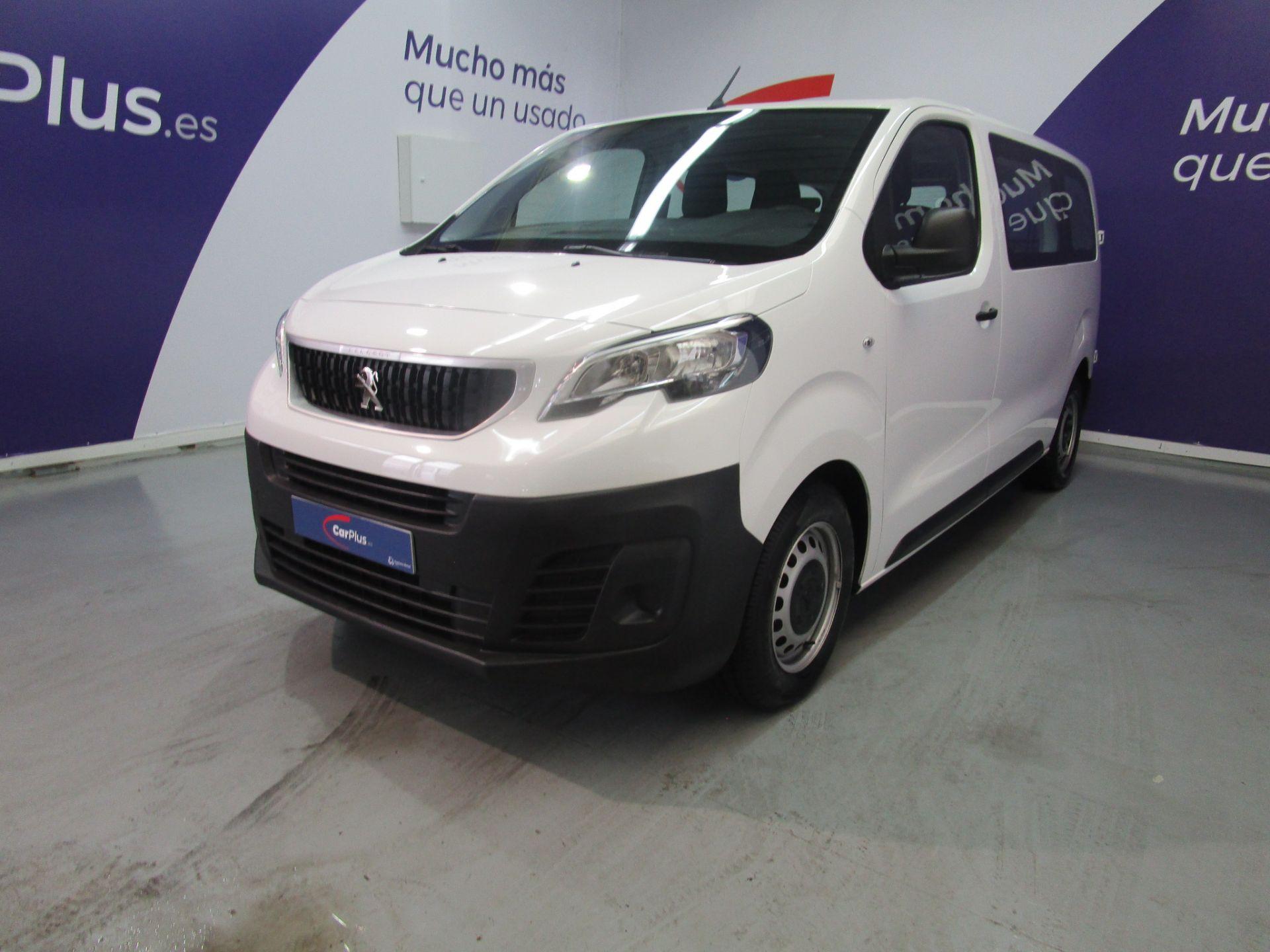 Peugeot Expert Combi 1.6 BlueHDi 85KW (115CV) Standard segunda mano Madrid