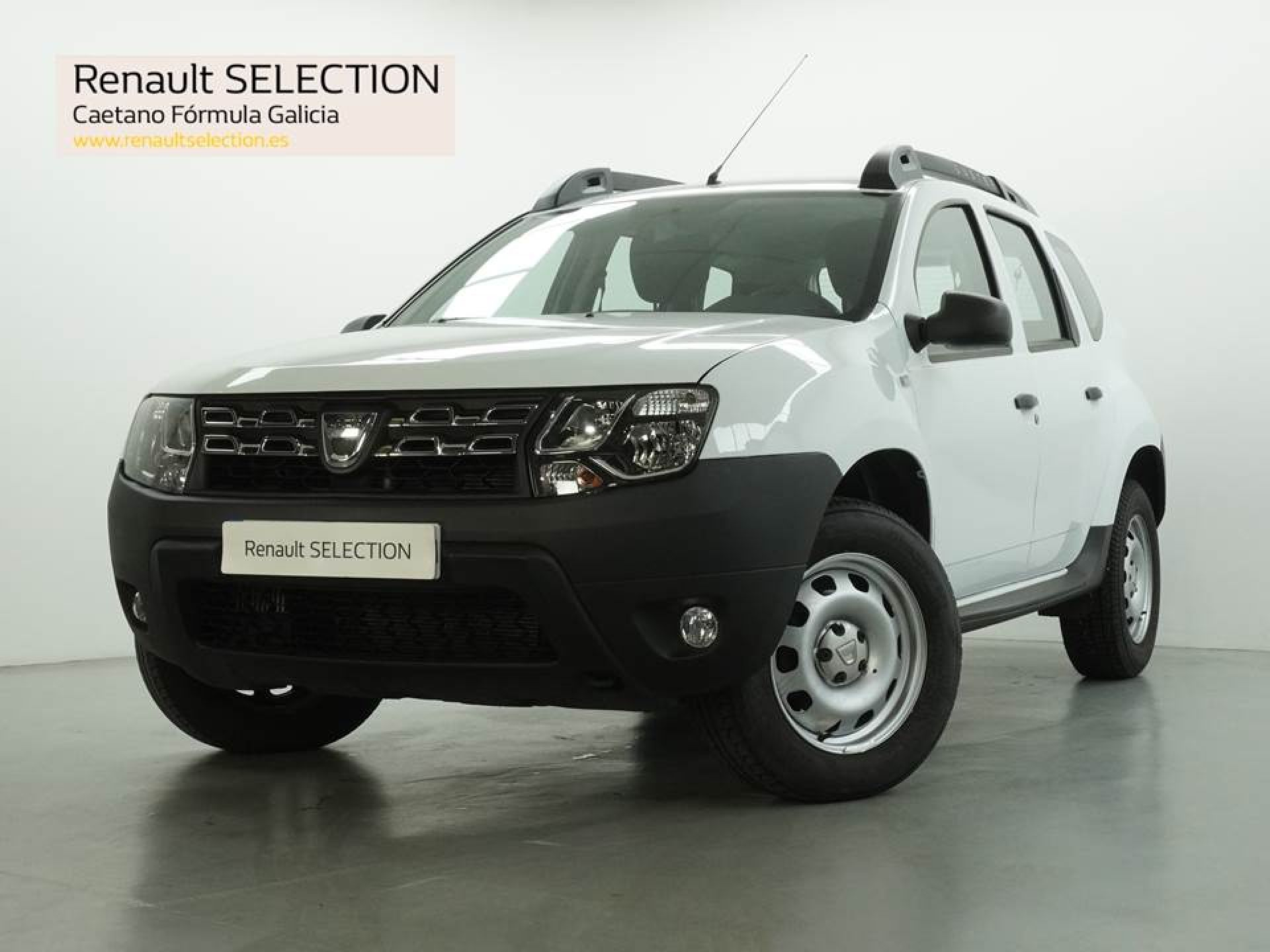 Dacia Duster 1.5dCi Ambiance 4x2 90 segunda mano Pontevedra