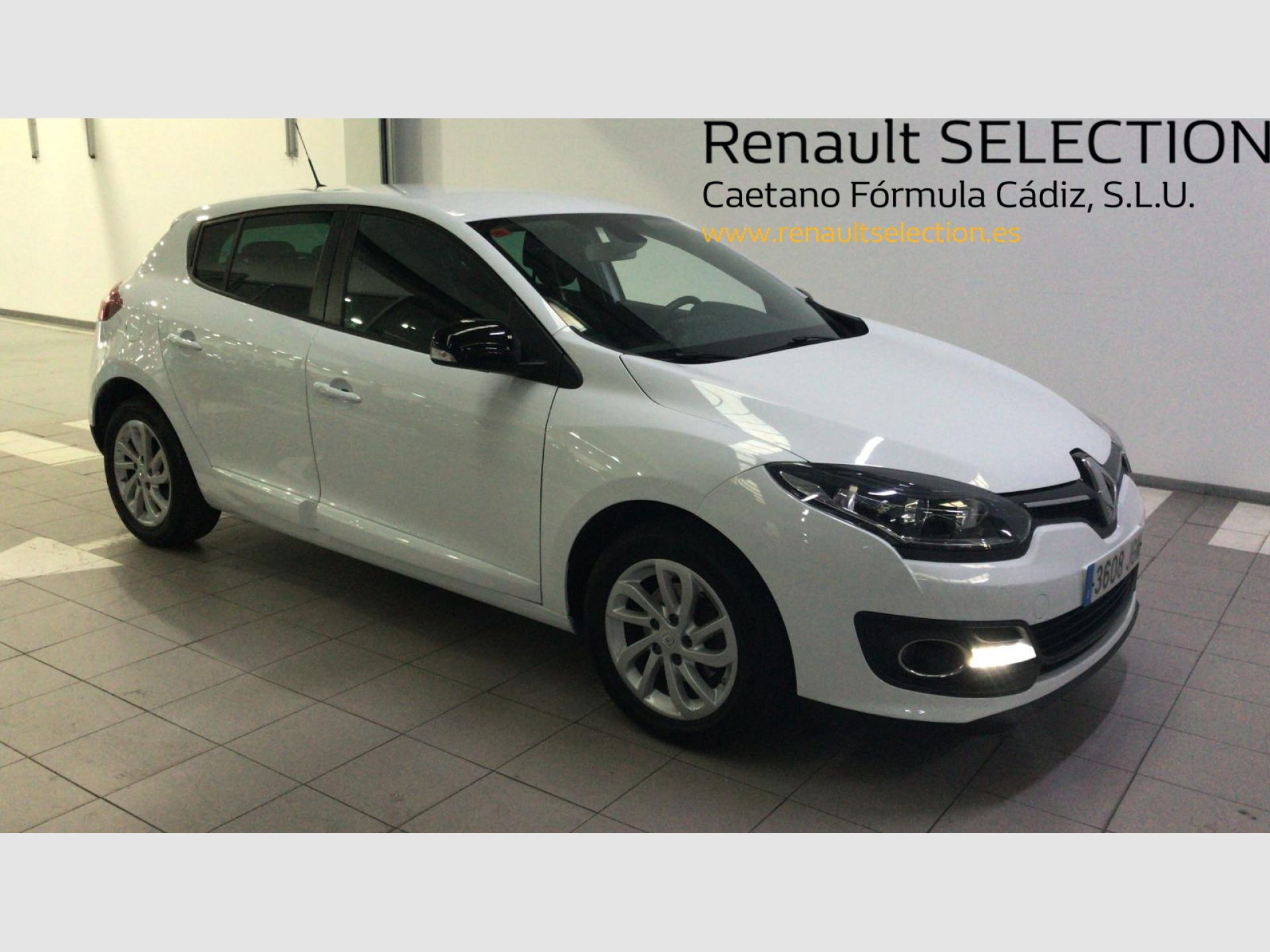 Renault Megane Limited Energy TCe 115 S&S eco2 segunda mano Cádiz