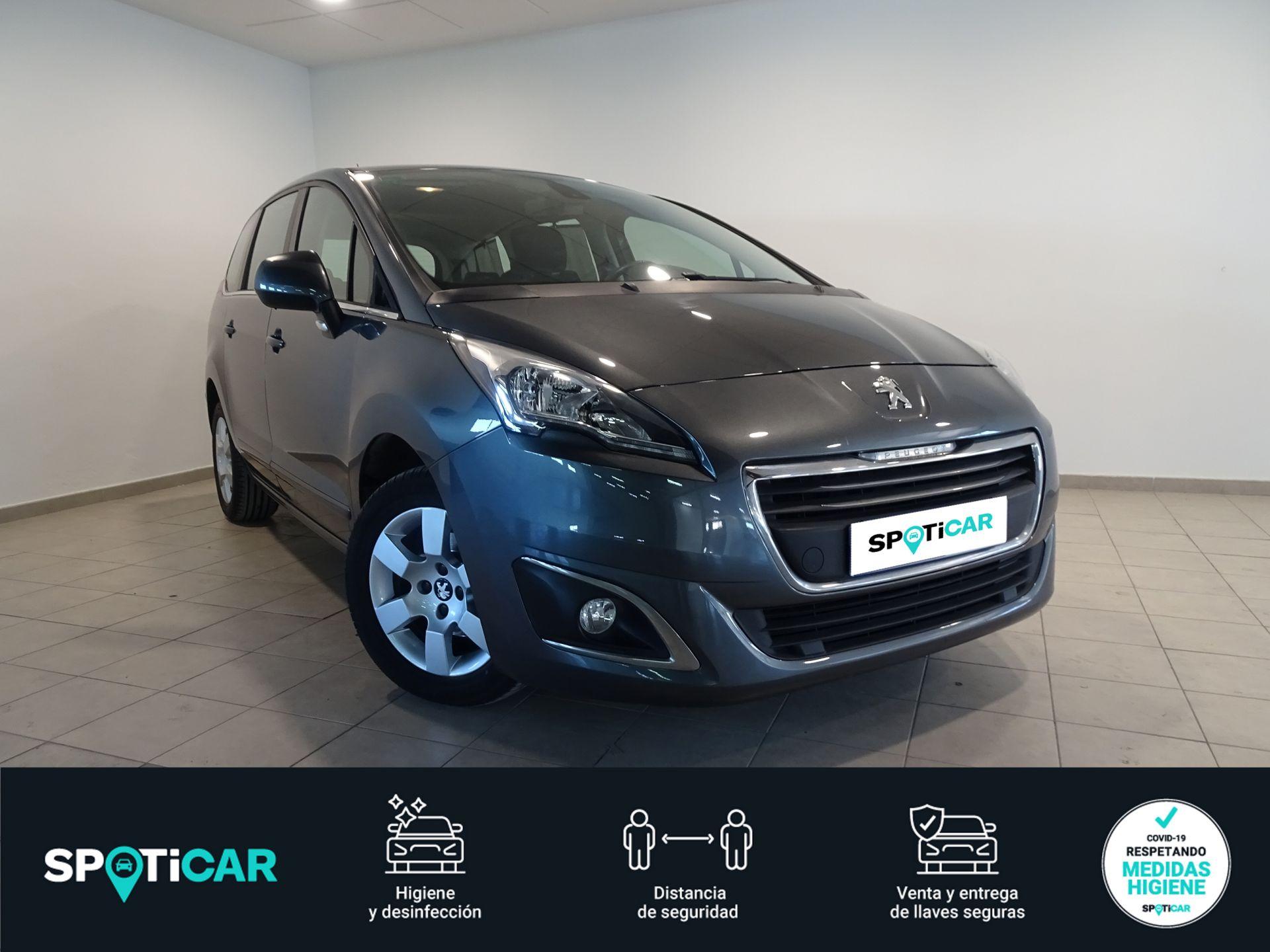 Peugeot 5008 ACTIVE 1.6HDI 115 segunda mano Cádiz