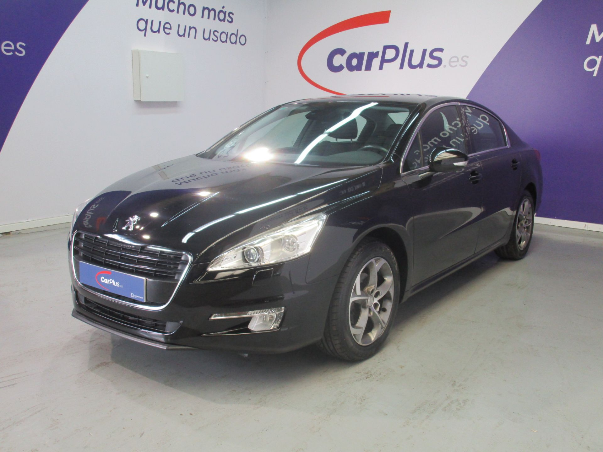 Peugeot 508 Style 2.0 HDI 140cv segunda mano Madrid
