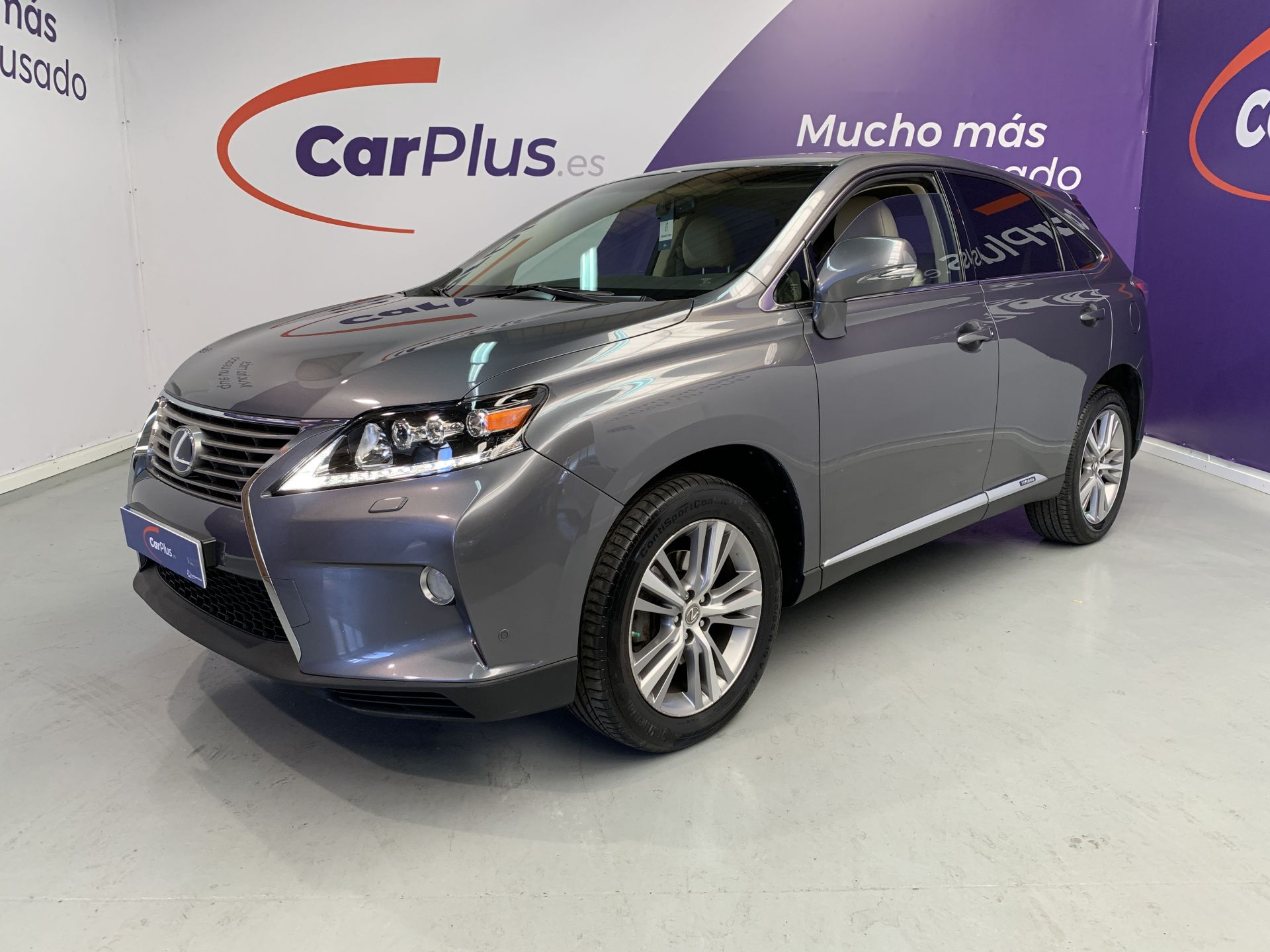 Lexus RX 450h Luxury segunda mano Madrid