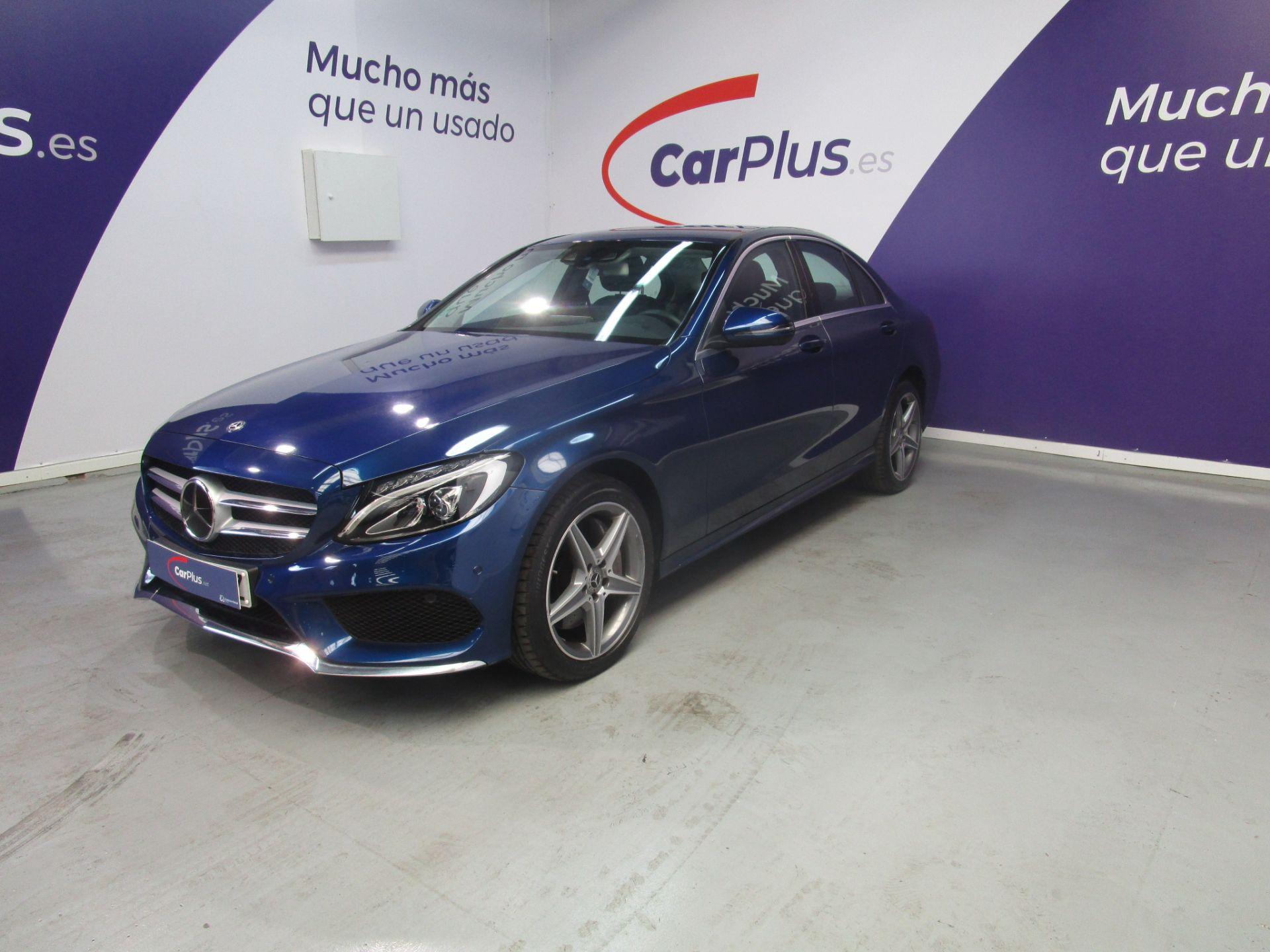 Mercedes Benz Clase C 250 d 4MATIC segunda mano Madrid