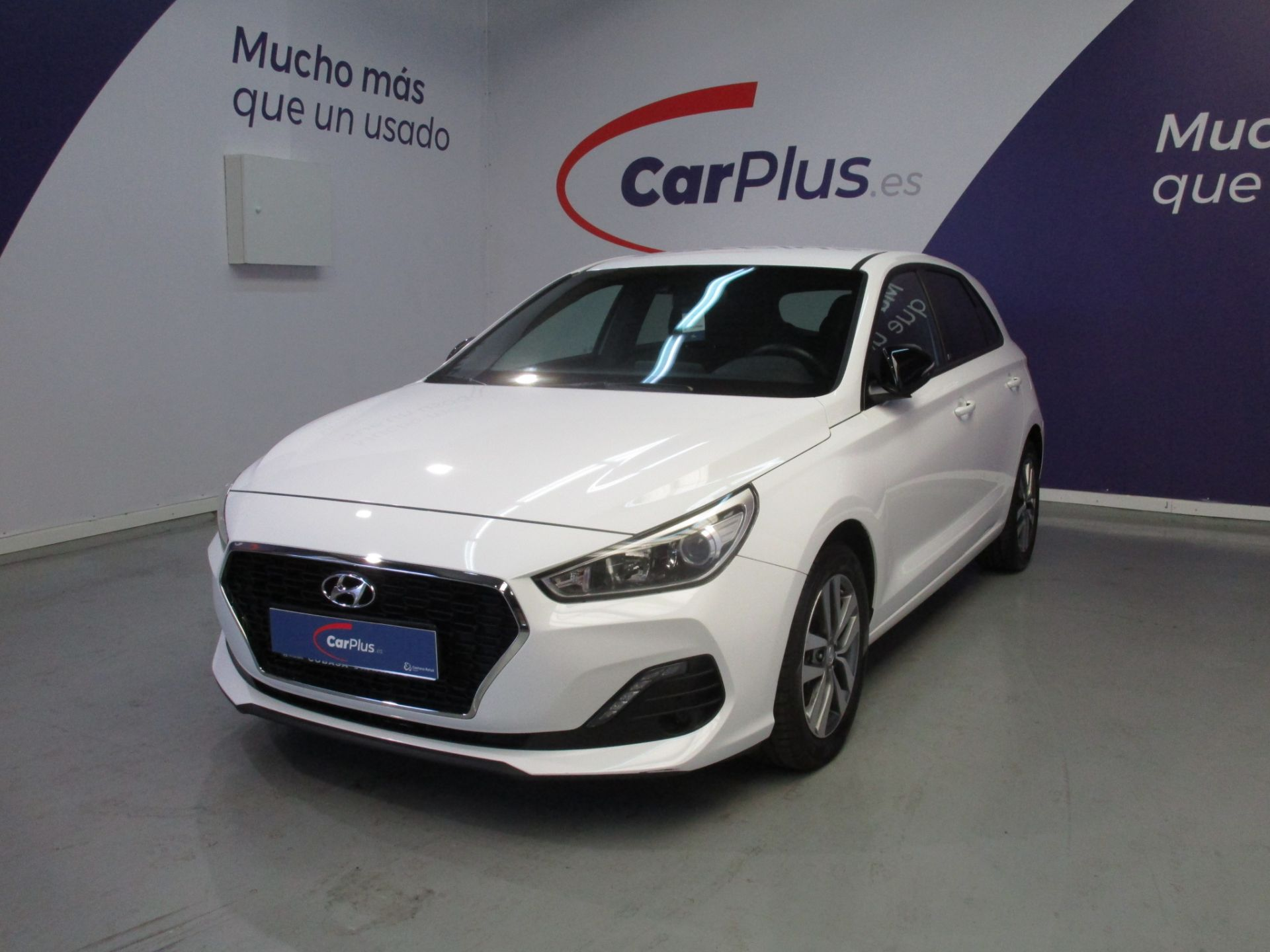 Hyundai i30 1.0 TGDI Tecno Fastback segunda mano Madrid