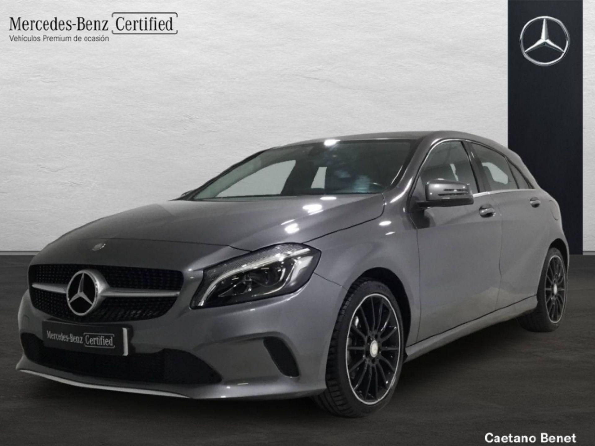 Mercedes Benz Clase A 200 d segunda mano Málaga