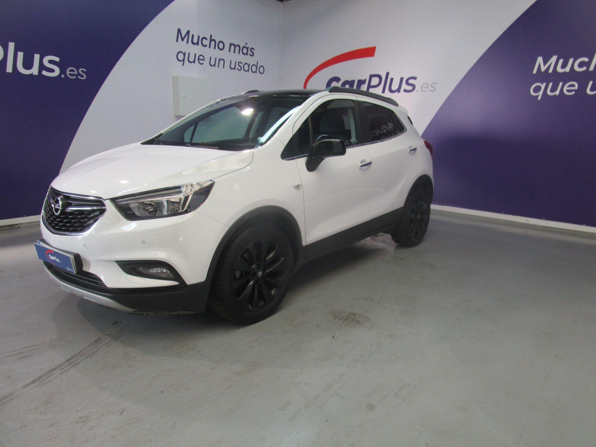 Opel Mokka X 1.6 CDTi 100kW 4X2 S&S Color Edition segunda mano Madrid