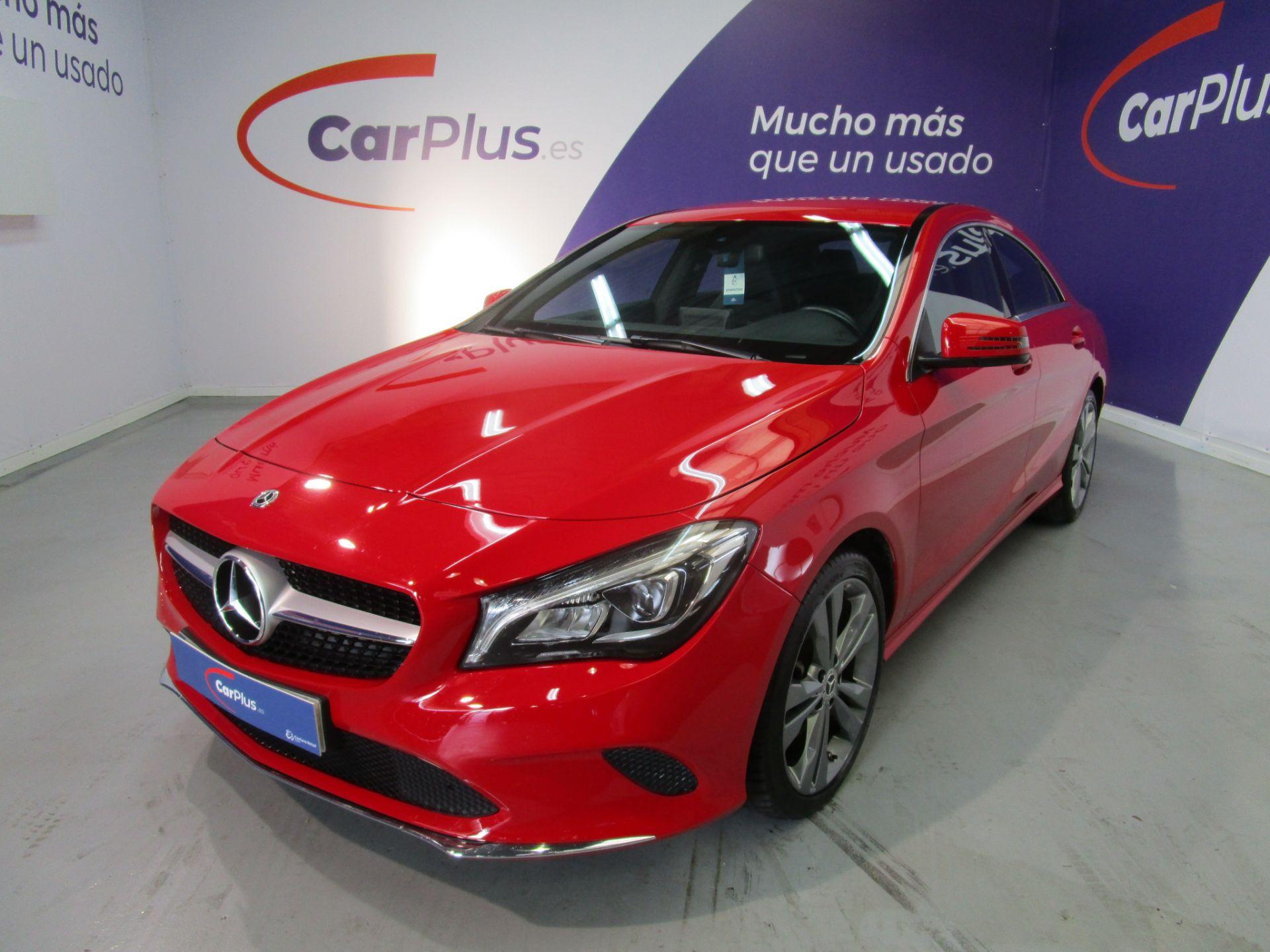 Mercedes Benz Clase CLA 200 dA segunda mano Madrid