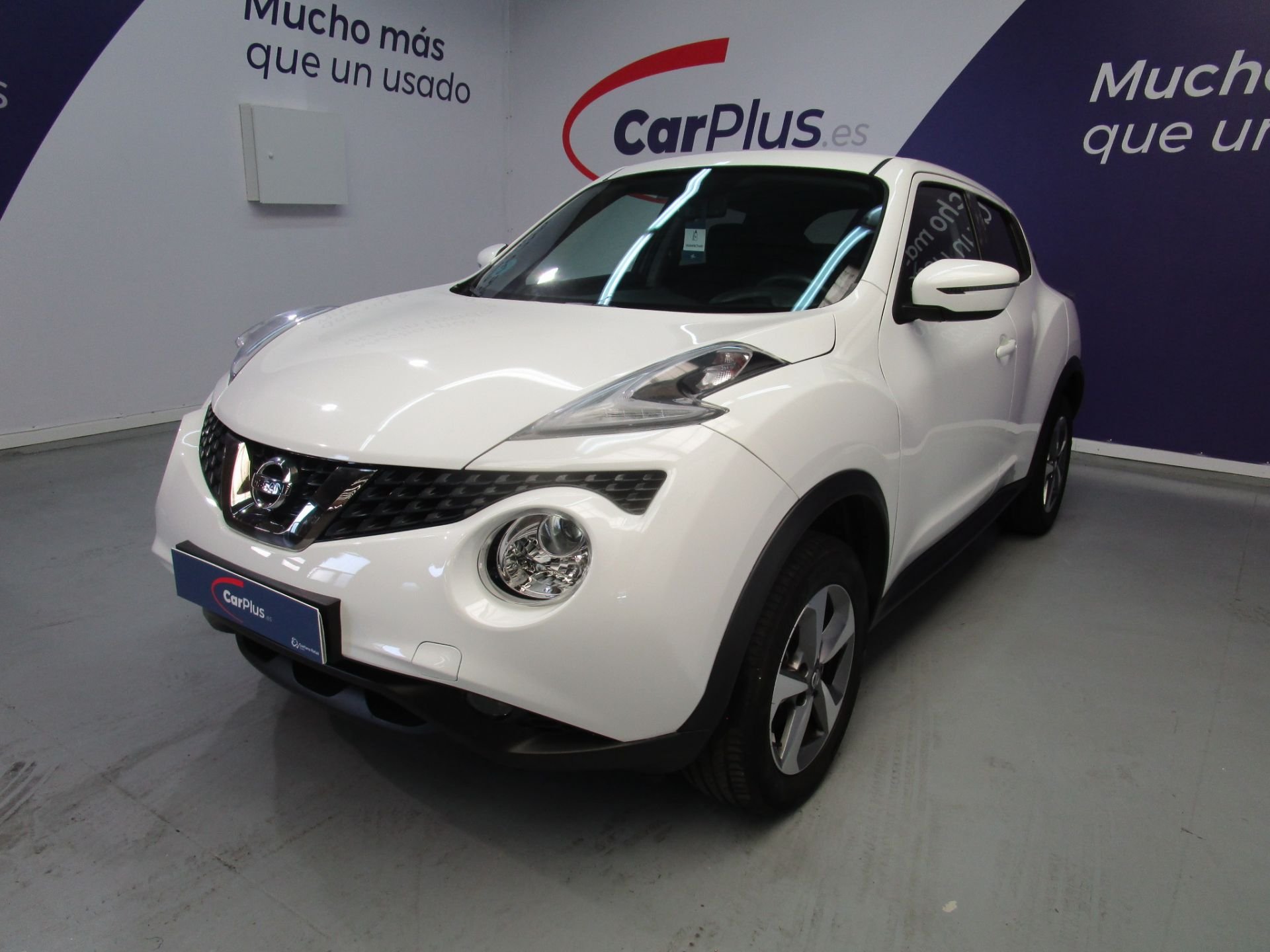 Nissan JUKE G E6D-Temp 83 kW (112 CV) 5M/T ACENTA segunda mano Madrid
