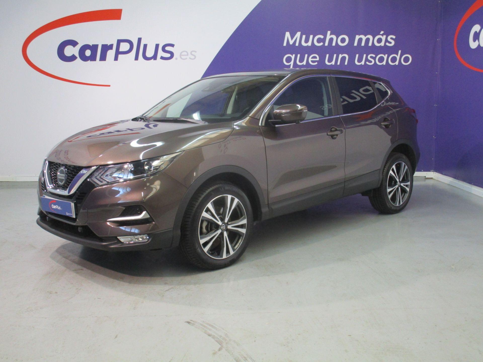 Nissan Qashqai DIG-T 117 kW (160 CV) E6D DCT N-CONNECTA segunda mano Madrid