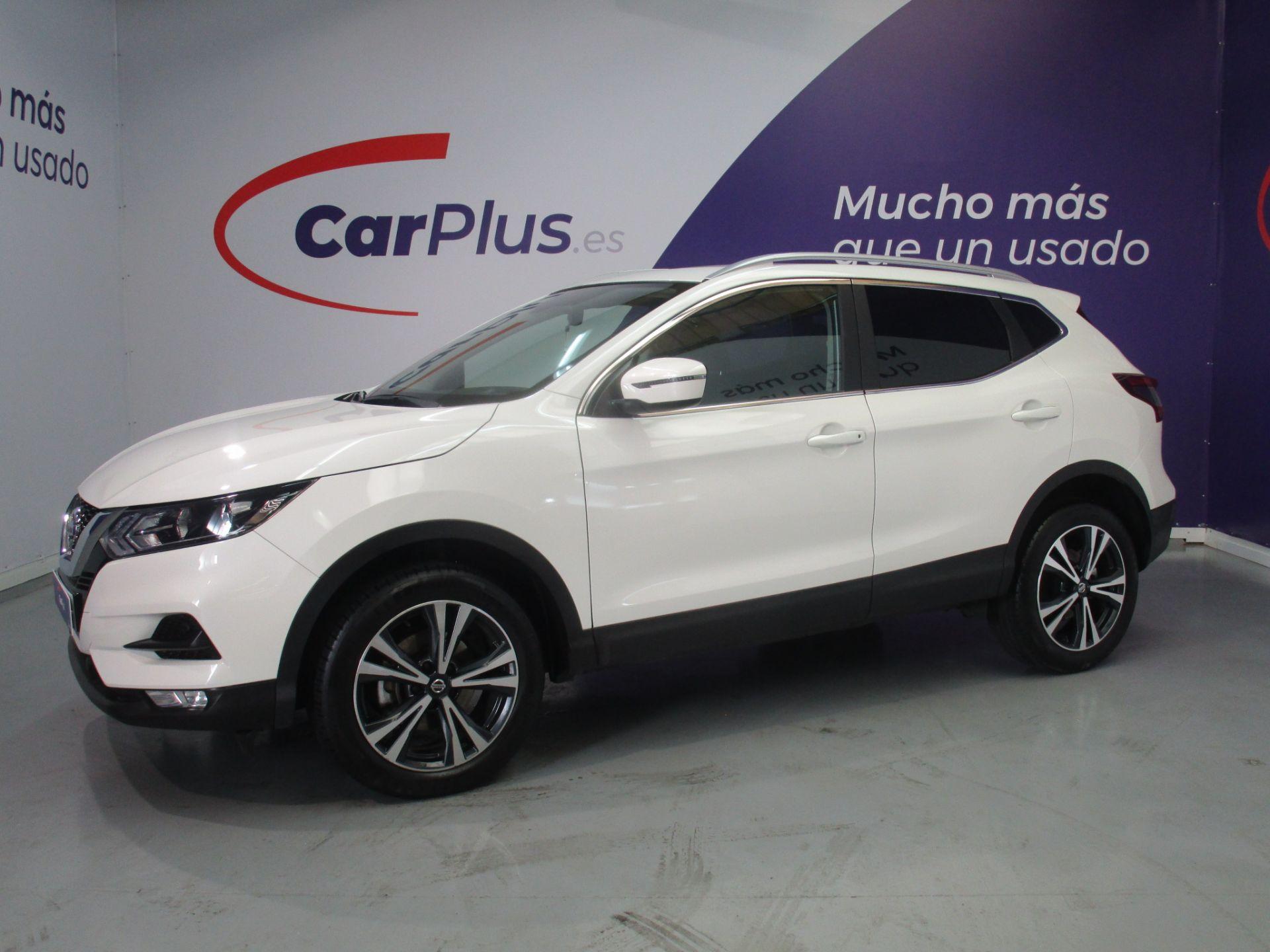Nissan Qashqai DIG-T 103 kW (140 CV) E6D ACENTA segunda mano Madrid