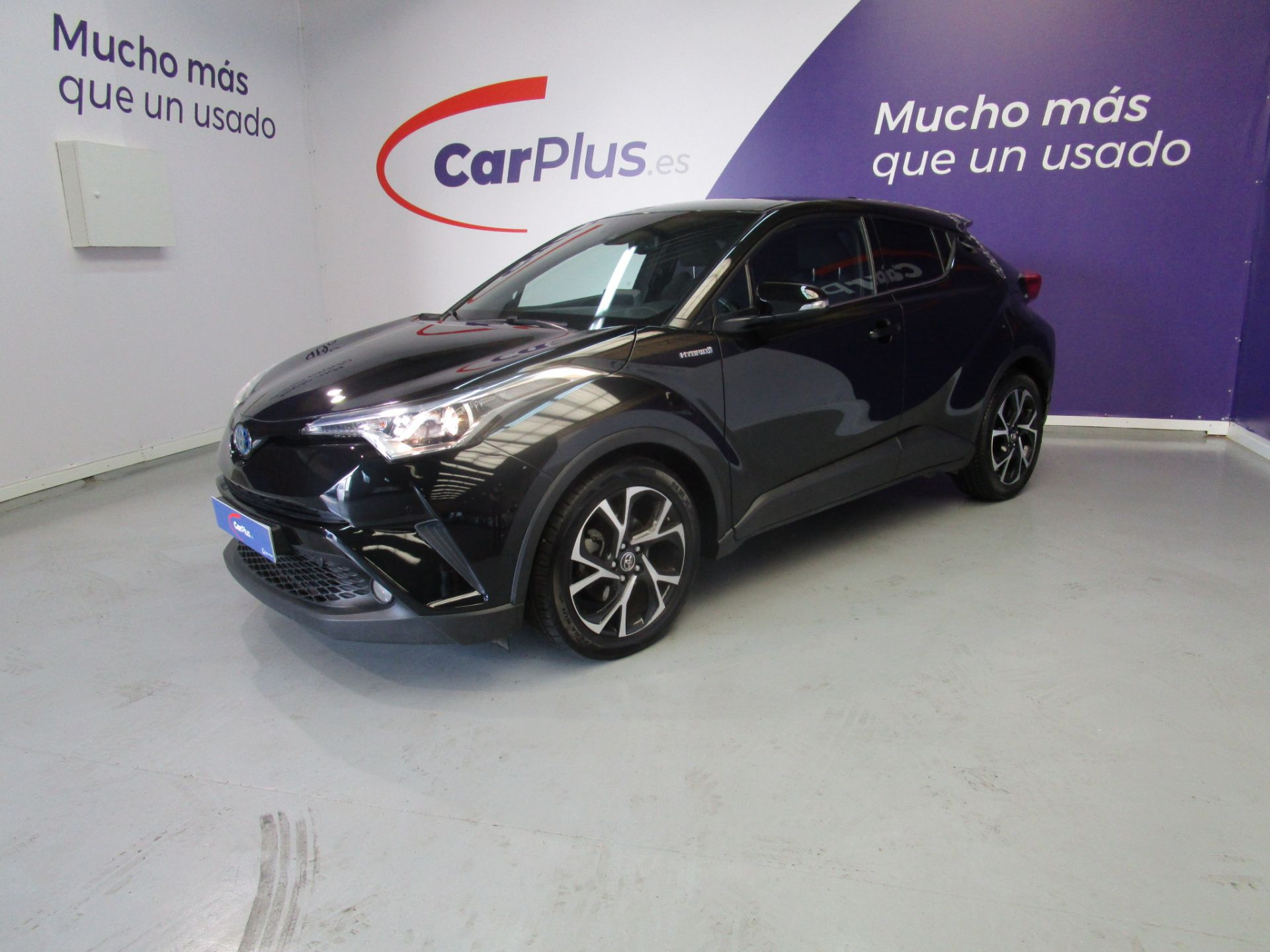 Toyota C-HR 1.8 125H Advance segunda mano Madrid