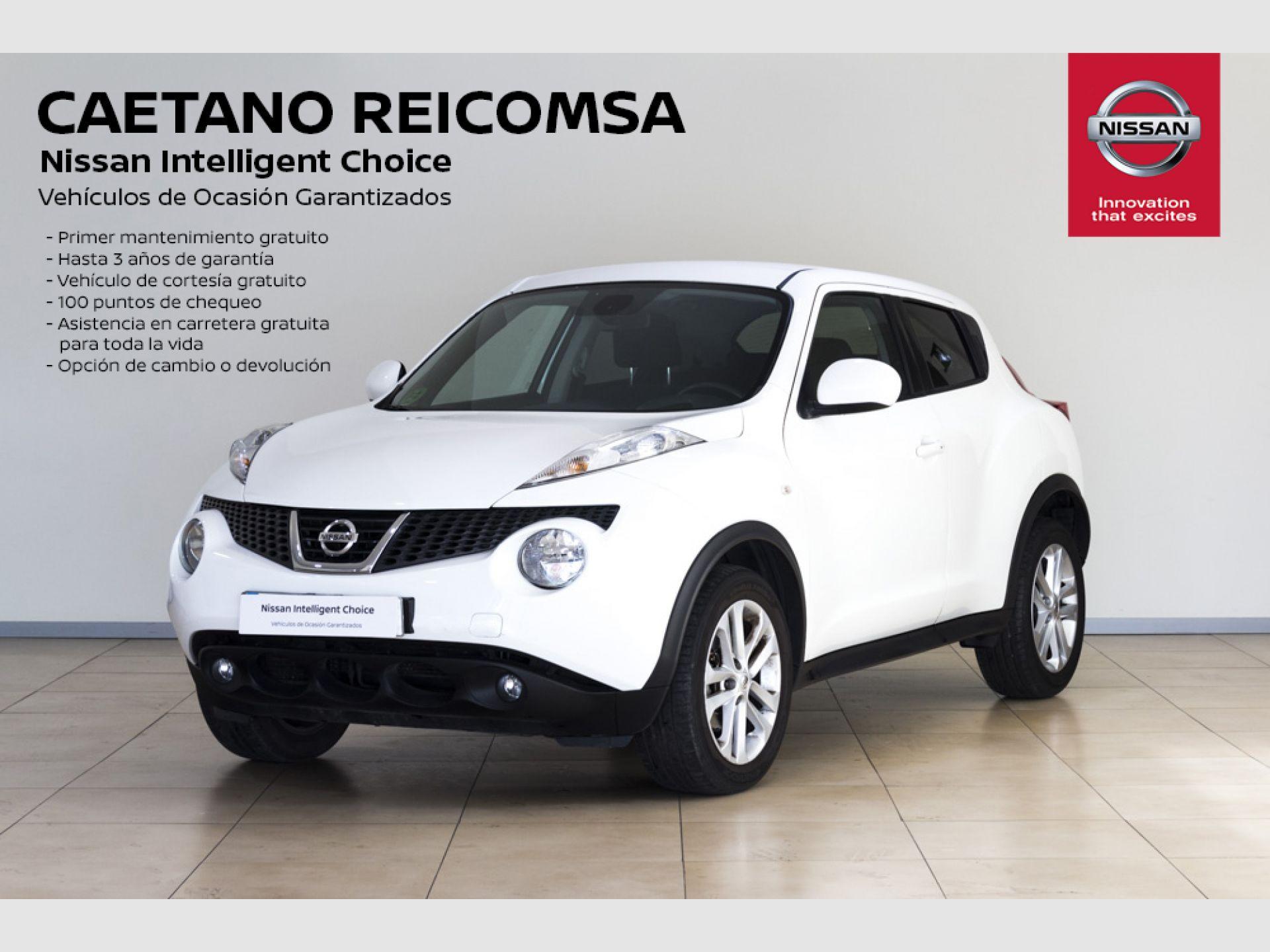 Nissan JUKE 1.6 TEKNA PREMIUM CVT 4X2 segunda mano Madrid