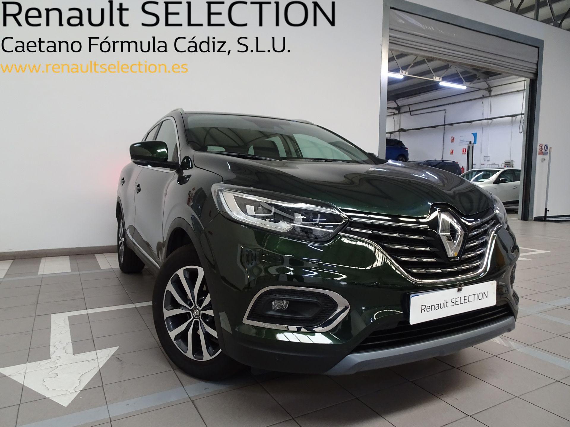 Renault Kadjar Zen GPF TCe 103kW (140CV) - 18 segunda mano Cádiz