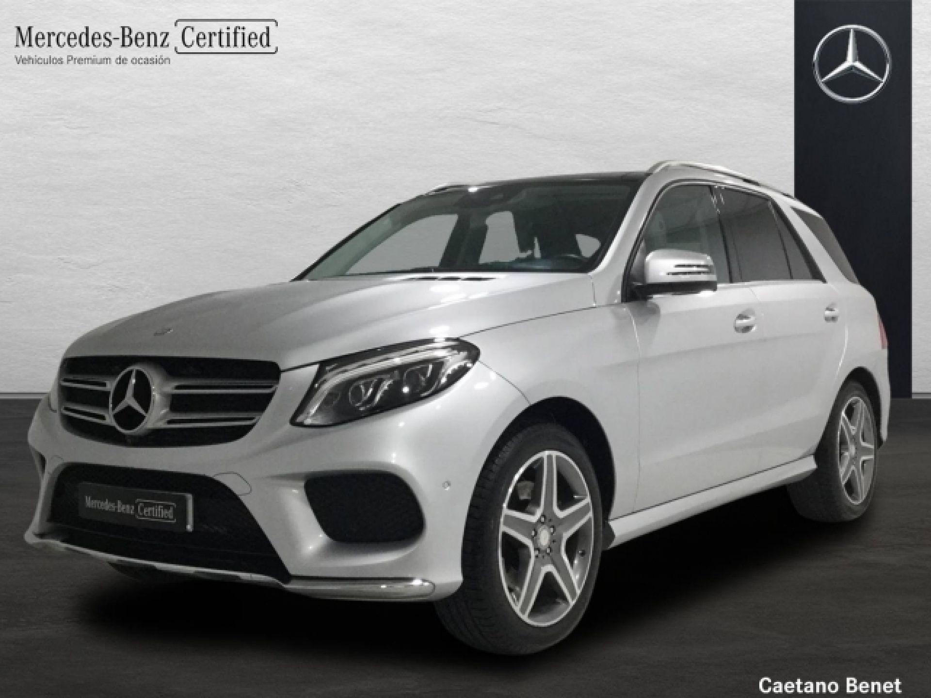 Mercedes Benz Clase GLE 350 d 4MATIC segunda mano Málaga