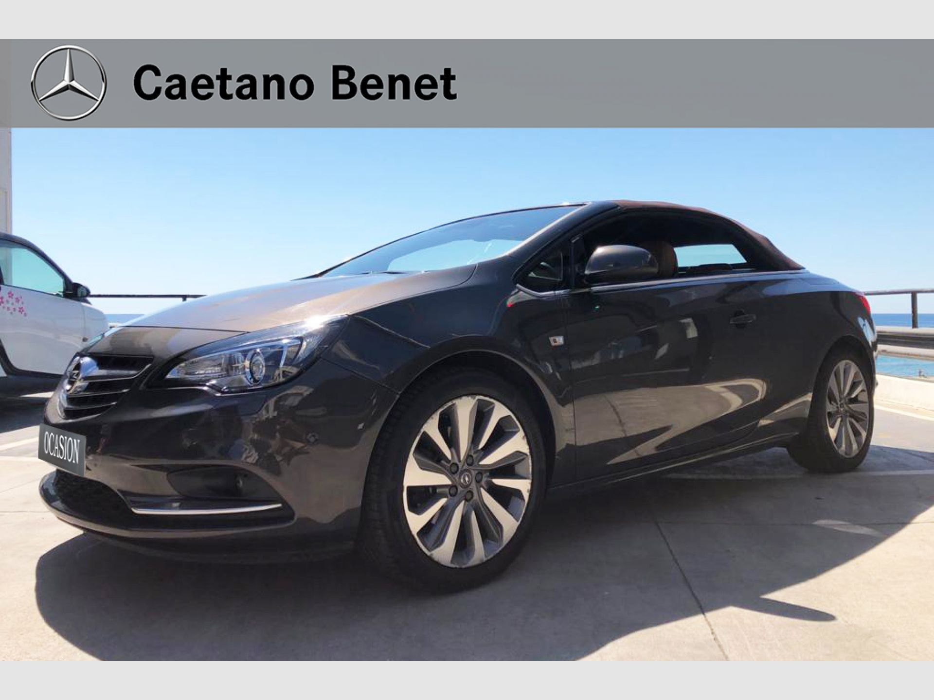 Opel Cabrio 2.0 CDTi 165 CV Excellence Auto segunda mano Málaga