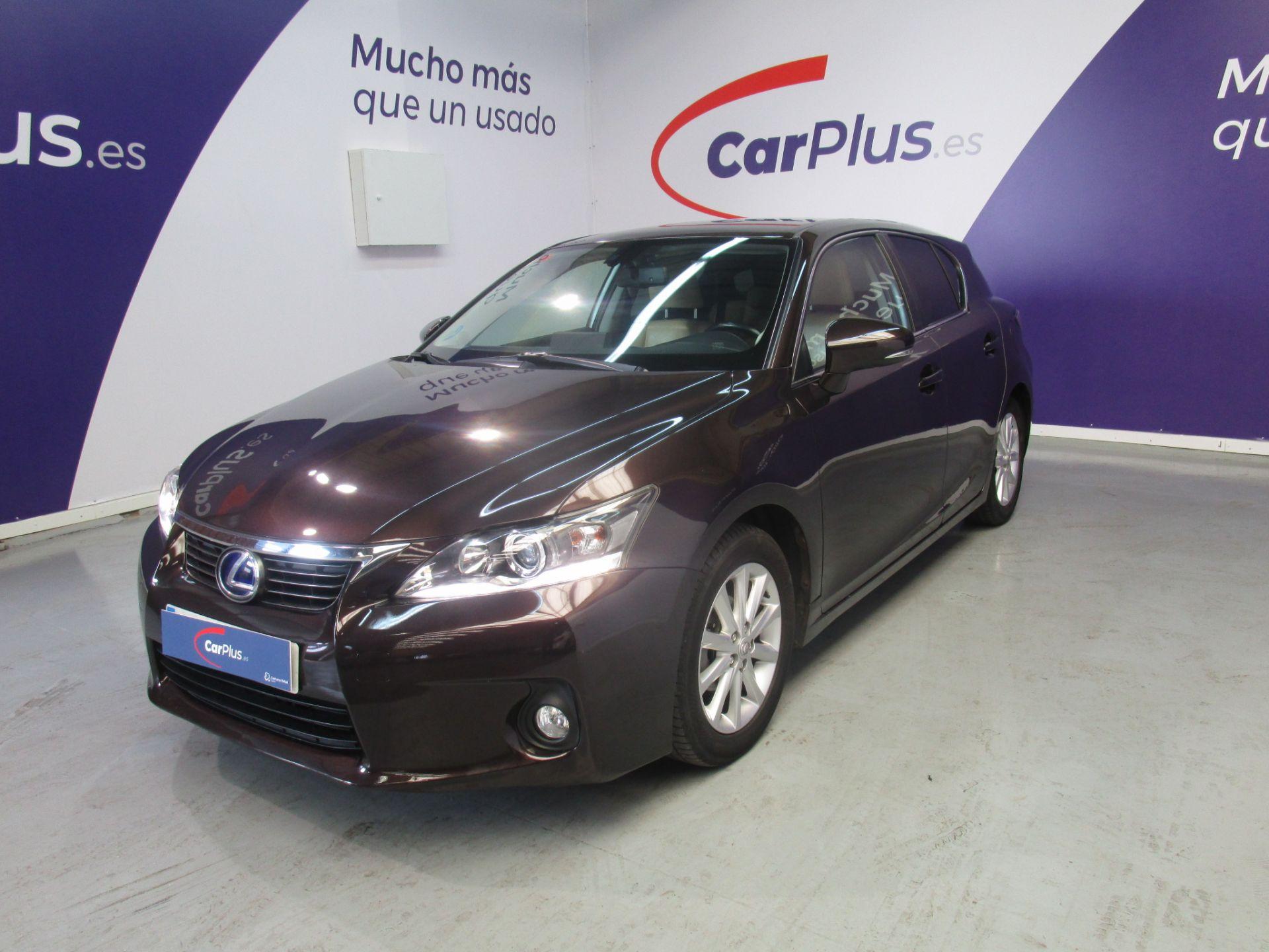 Lexus CT 200h Pack Hybrid Drive segunda mano Madrid