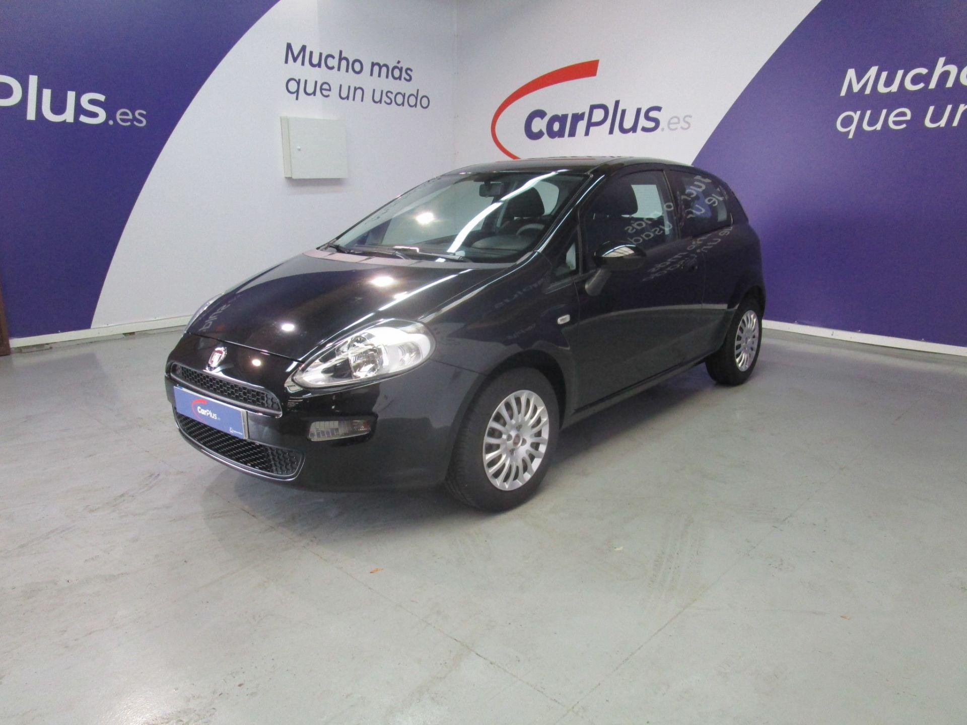 Fiat Punto 1.2 8v Easy 69 CV Gasolina S&S segunda mano Madrid