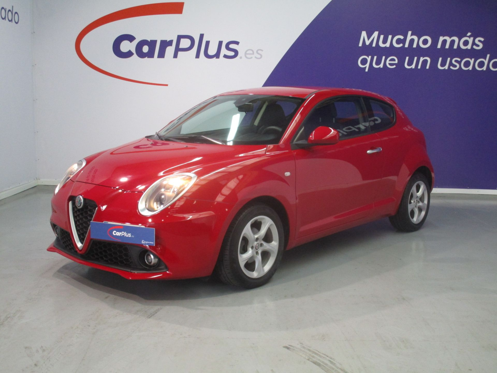 Alfa Romeo Mito 0.9 TWINAIR 77kW (105CV) SUPER segunda mano Madrid