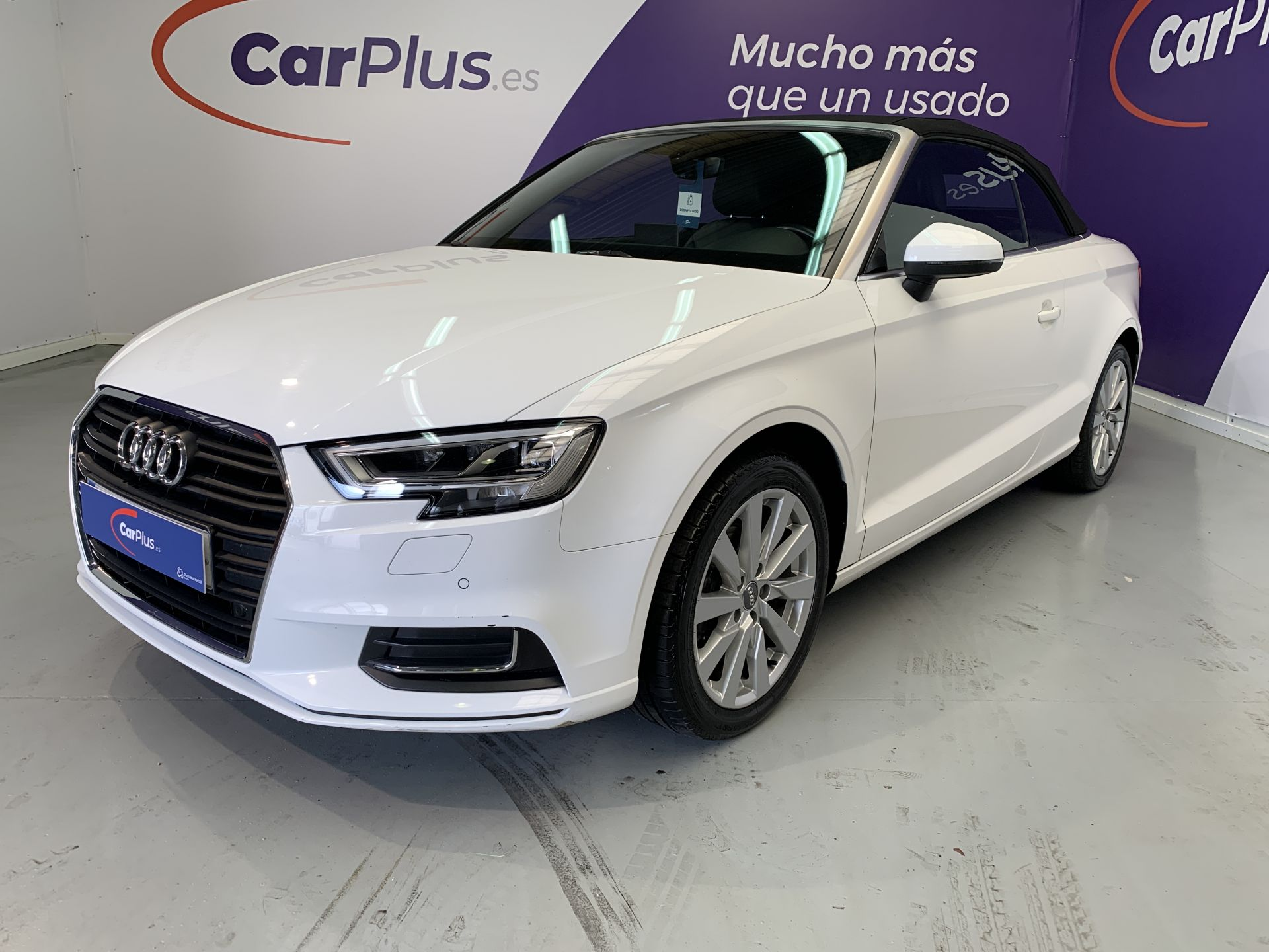 Audi A3 design edition 1.4 TFSI S tronic Cabrio segunda mano Madrid