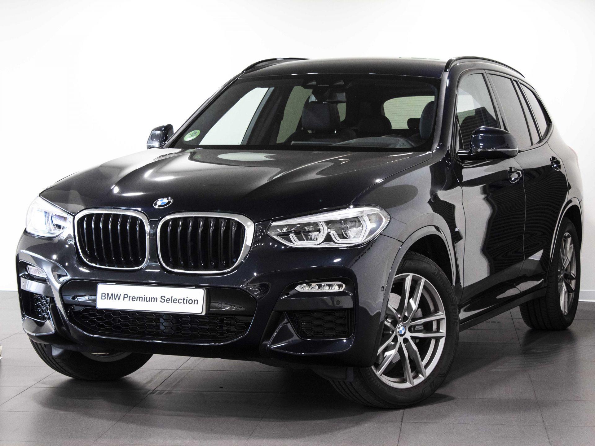 BMW X3 xDrive20d Business segunda mano Madrid