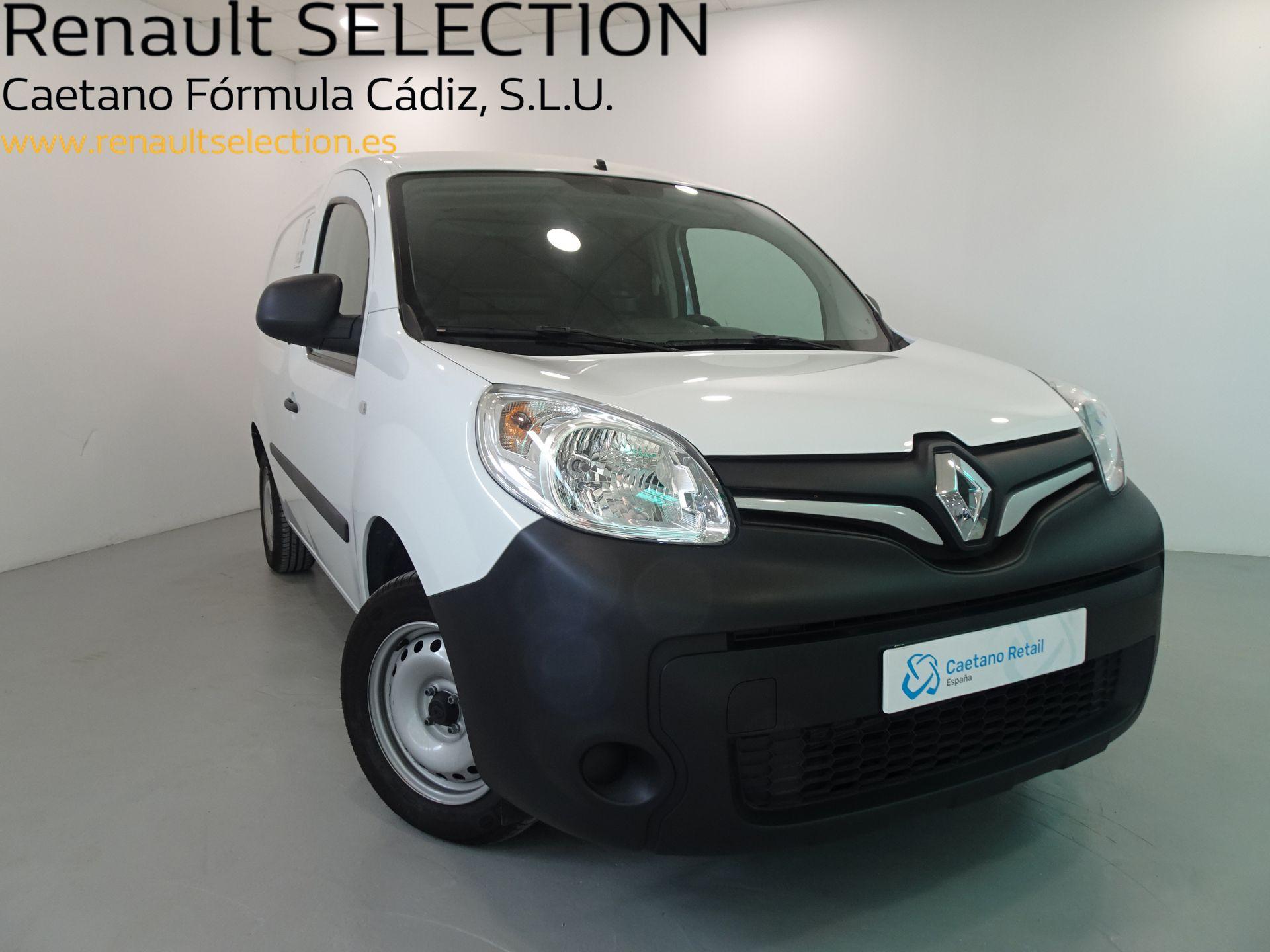 Renault Kangoo Furgón Profesional dCi 55 kW (75 CV) segunda mano Cádiz