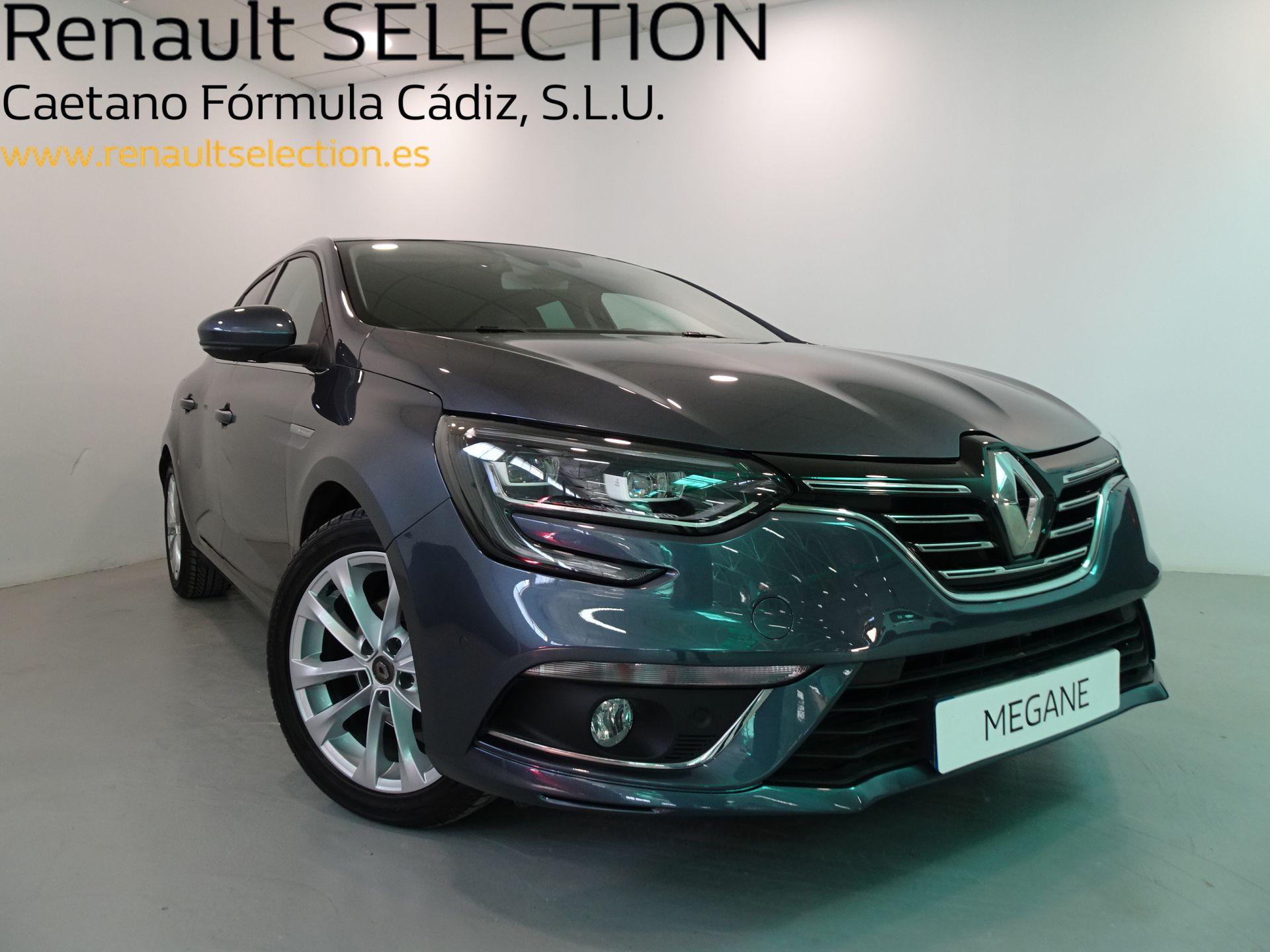 Renault Megane Zen Blue dCi 85 kW (115CV) segunda mano Cádiz