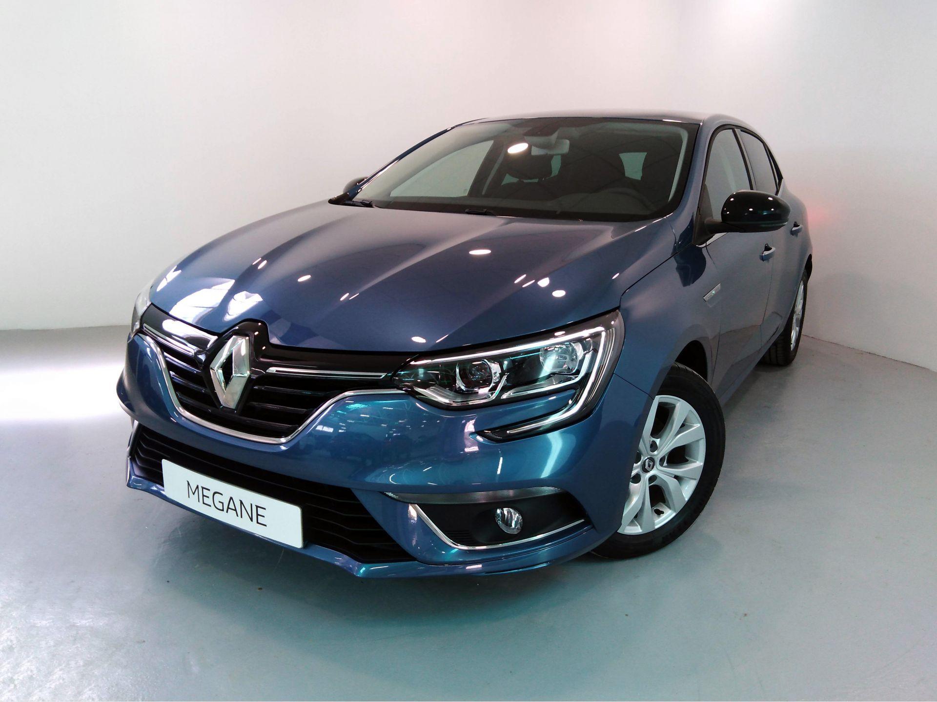 Renault Megane Limited Blue dCi 70 kW (95CV) segunda mano Cádiz