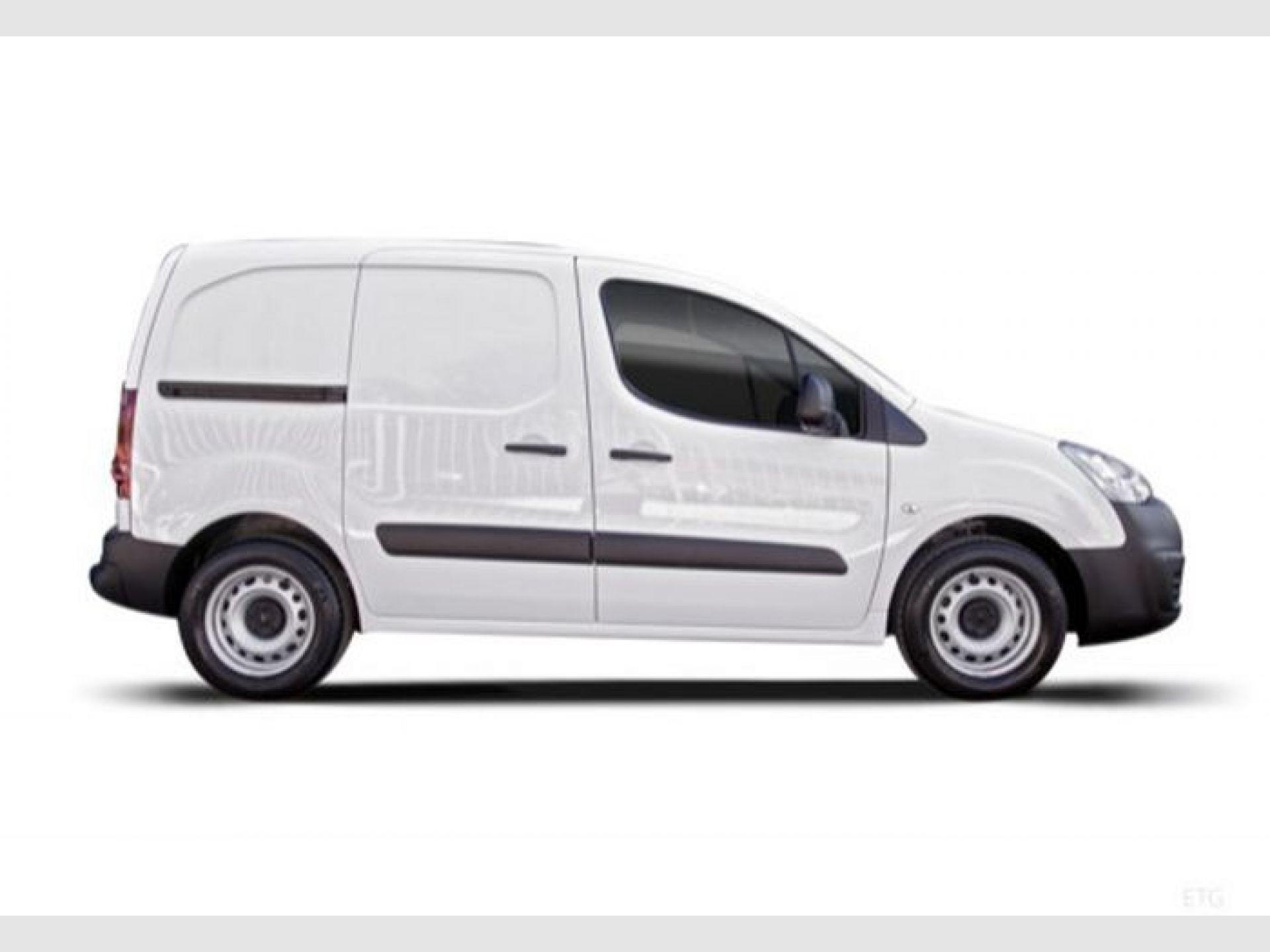 Peugeot Partner Furgón Confort L1 1.6 BlueHDi 55KW (75) segunda mano Cádiz