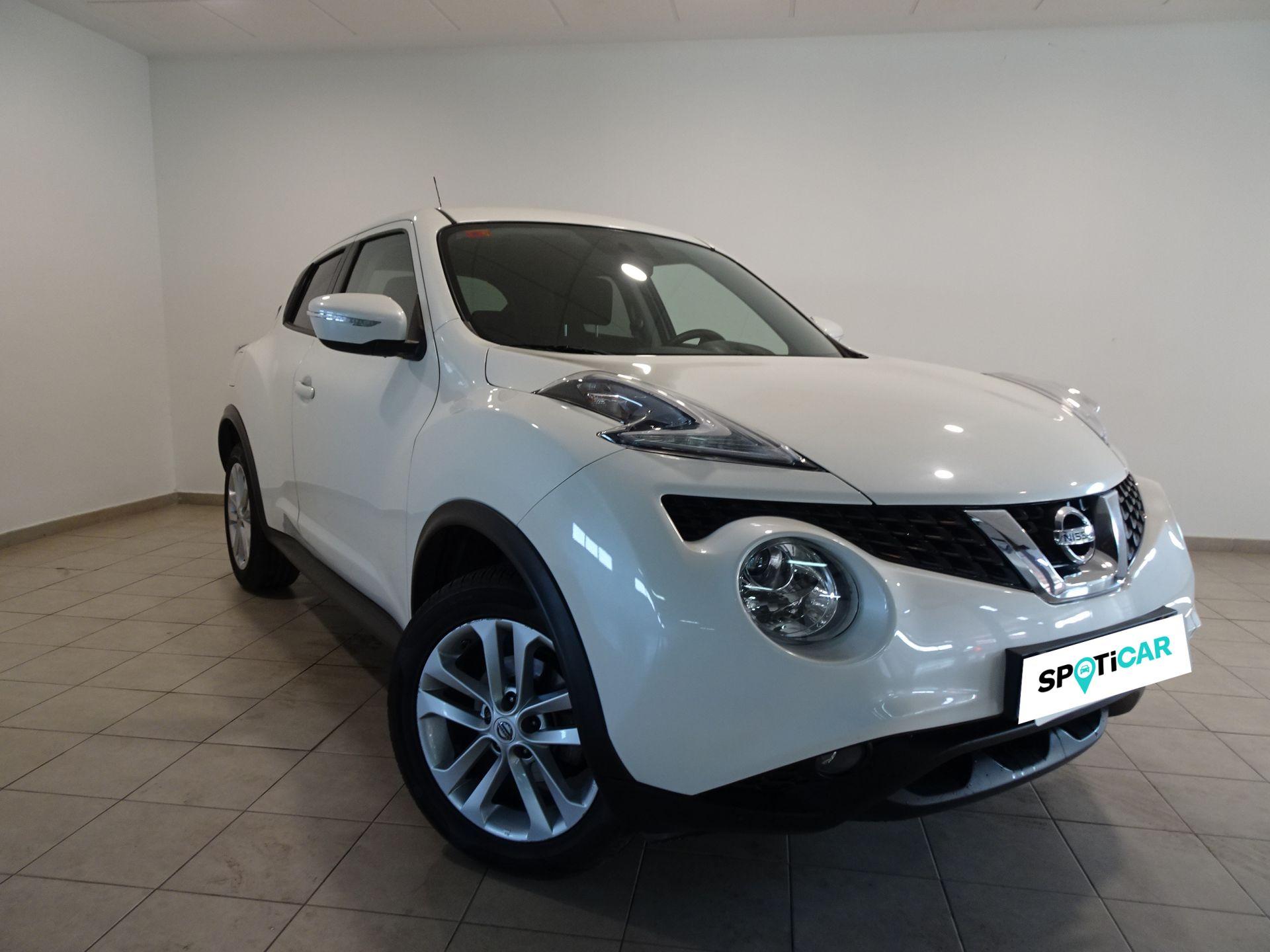 Nissan JUKE 1.5 dCi ACENTA 4X2 110CV segunda mano Cádiz