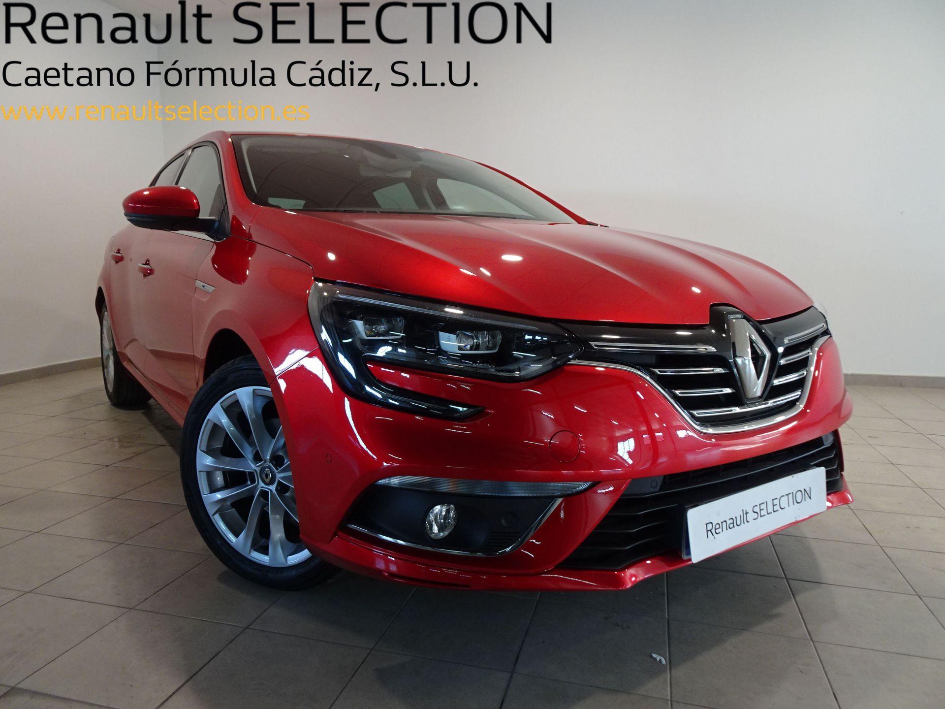 Renault Megane Zen Tce GPF 103 kW (140CV) segunda mano Cádiz