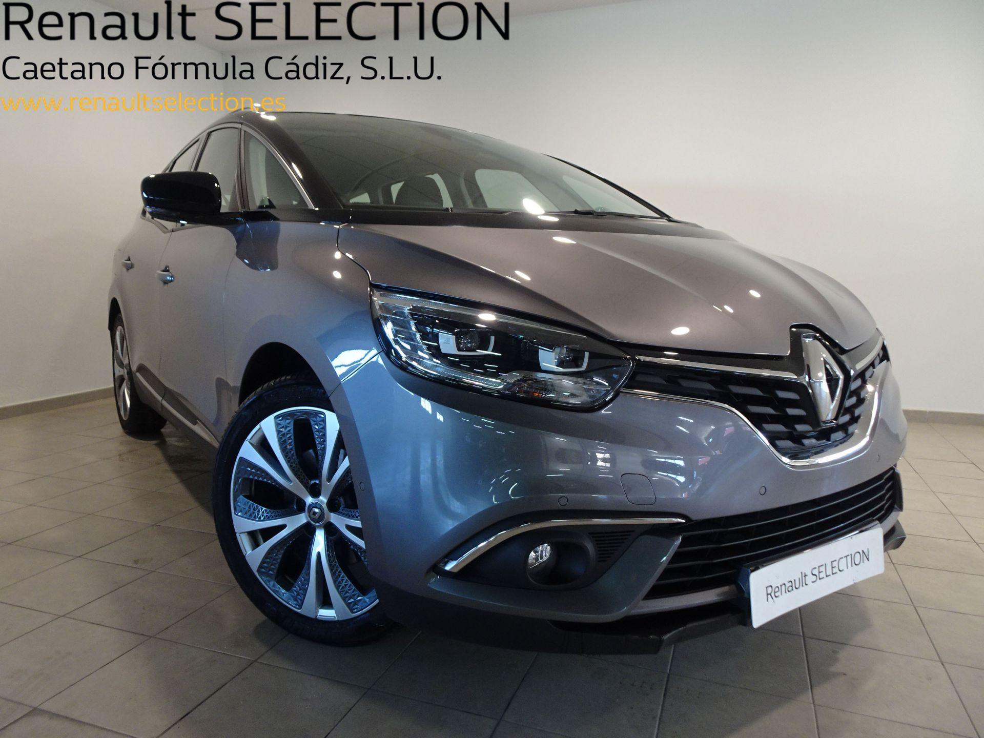 Renault Grand Scenic Zen Blue dCi 110 kW (150CV) - SS segunda mano Cádiz