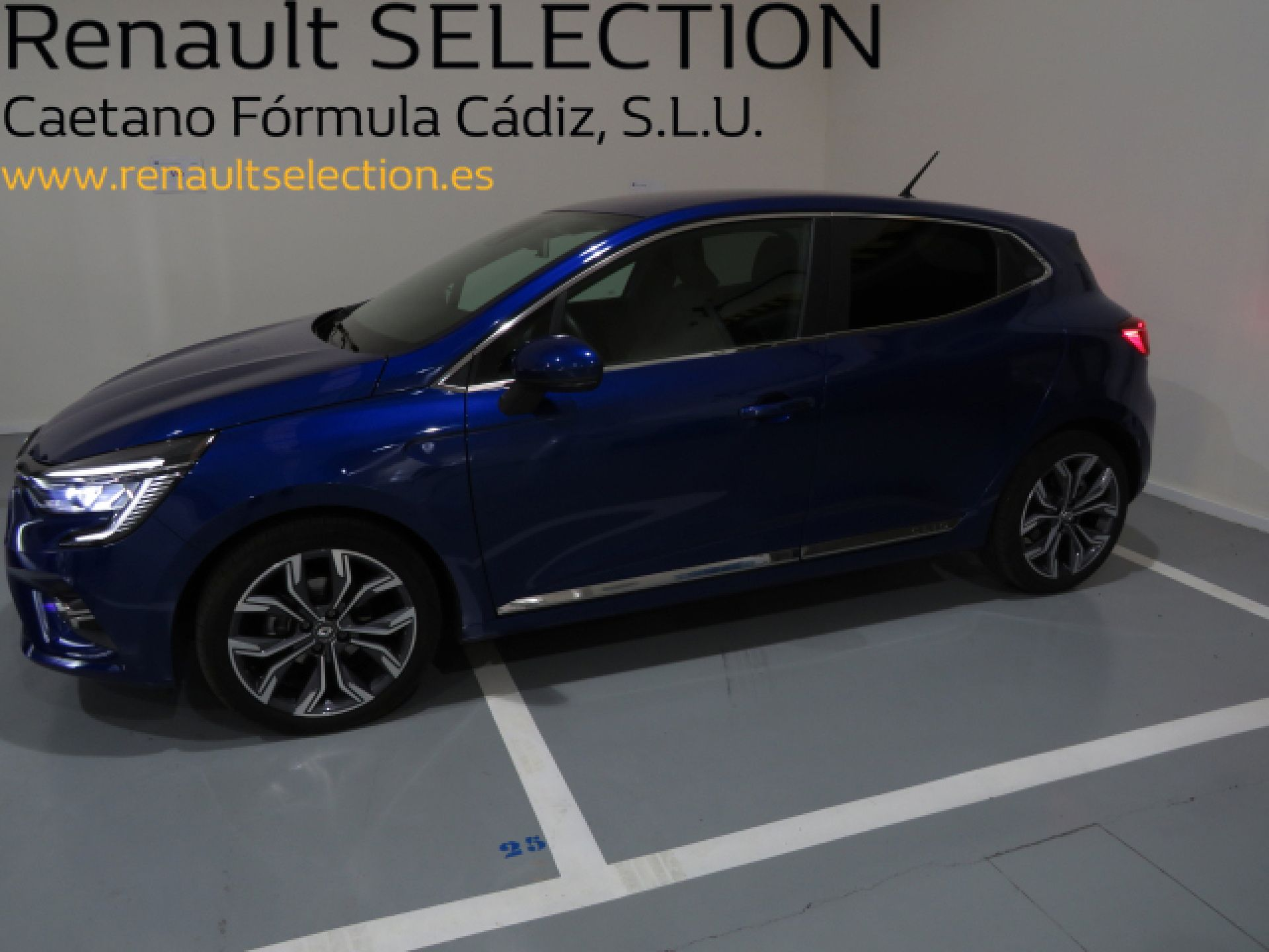 Renault Clio Zen Blue dCi 85 kW (115CV) segunda mano Cádiz