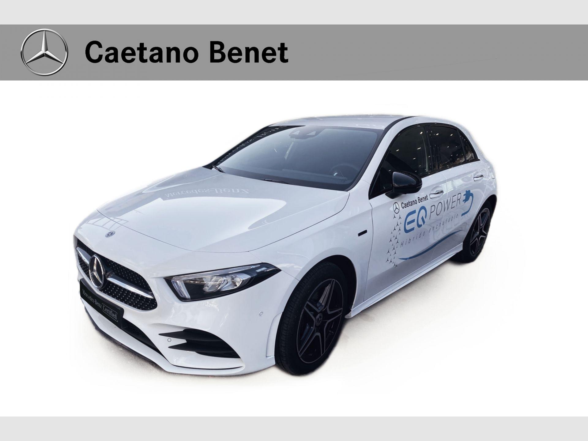 Mercedes Benz Clase A 250 e Compacto segunda mano Málaga