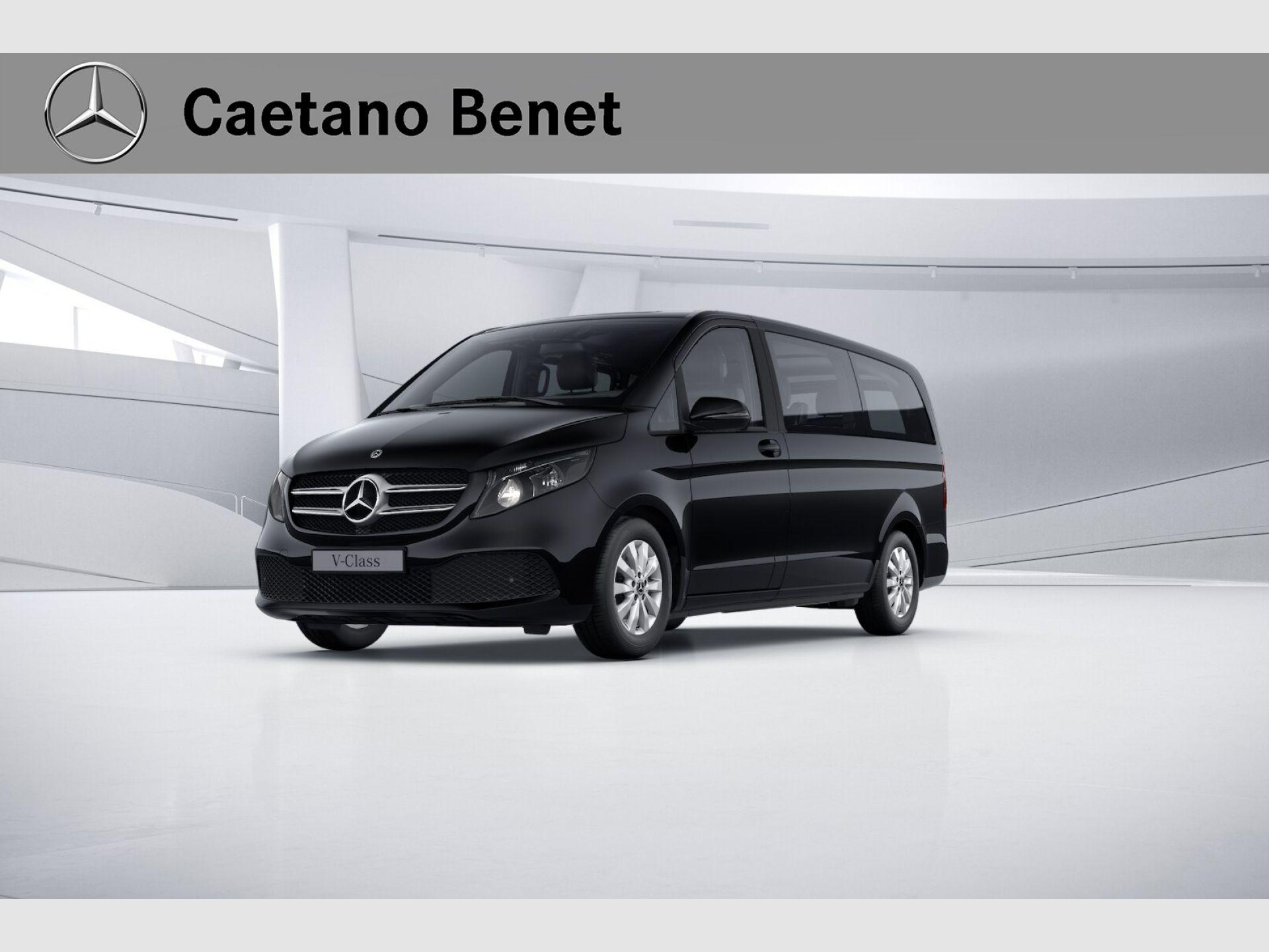 Mercedes Benz Clase V 250 d Clase Extralargo segunda mano Málaga