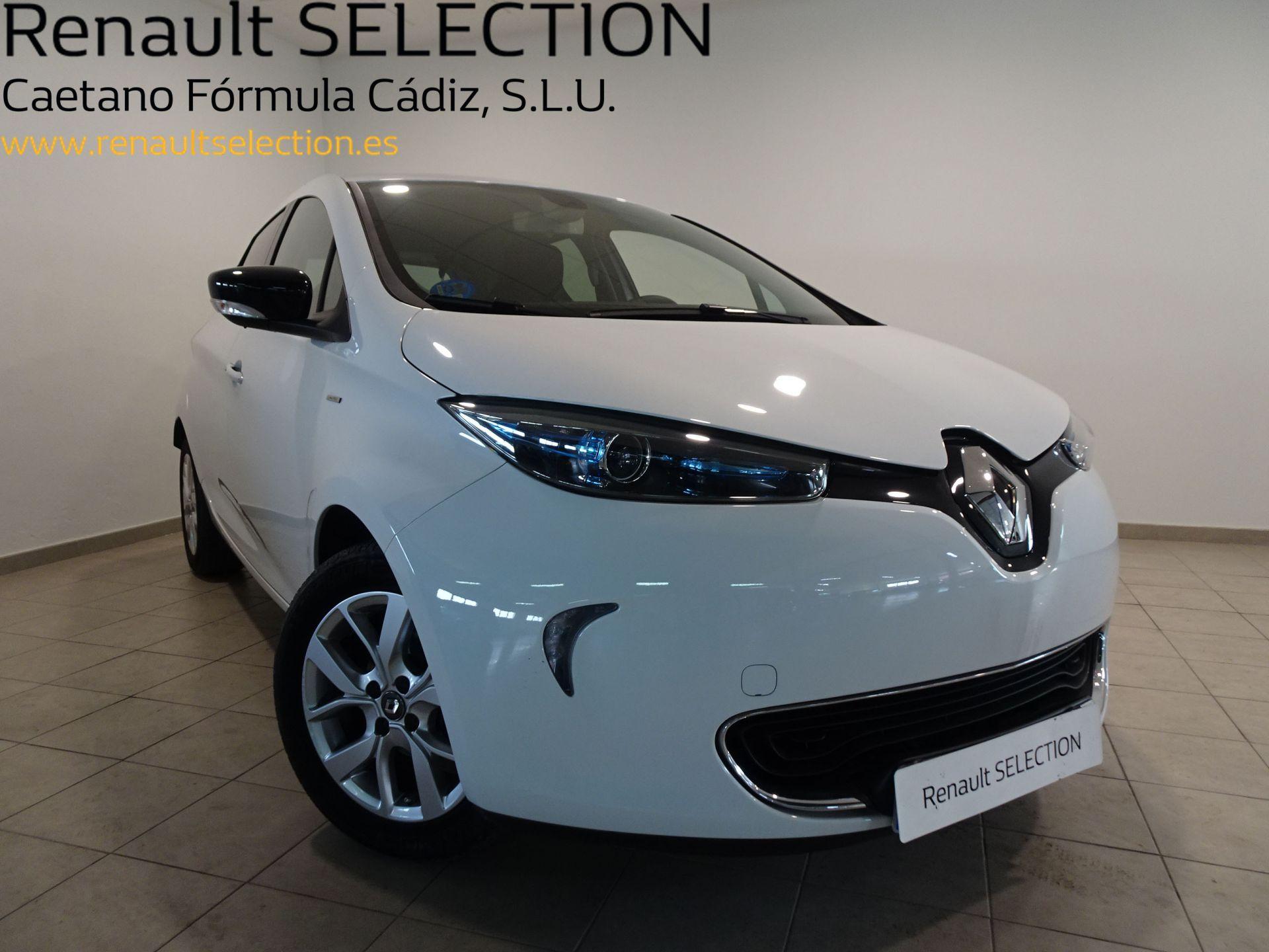 Renault ZOE Intens 80 kW R110 Batería 50kWh segunda mano Cádiz