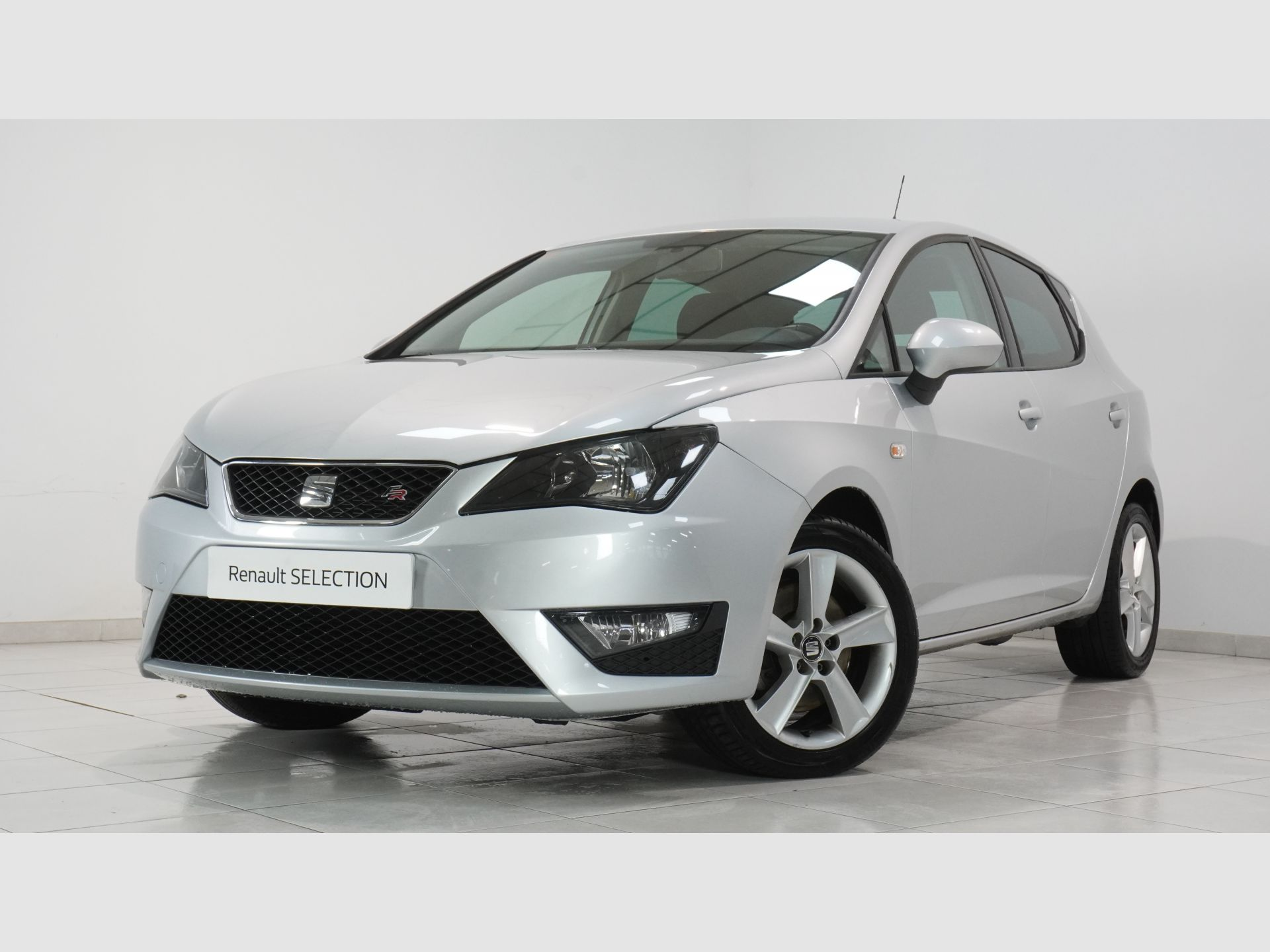 SEAT Ibiza 1.6 TDI 105cv FR segunda mano Pontevedra
